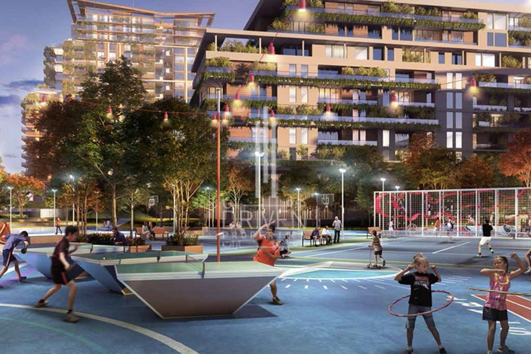 Apartment for Sale in Central Park at City Walk - City Walk