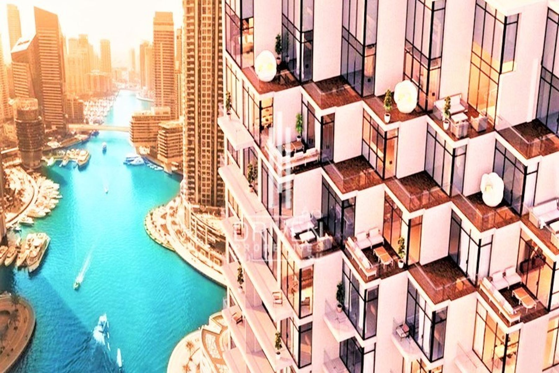 Brand New Apartment with Sea View | High ROI