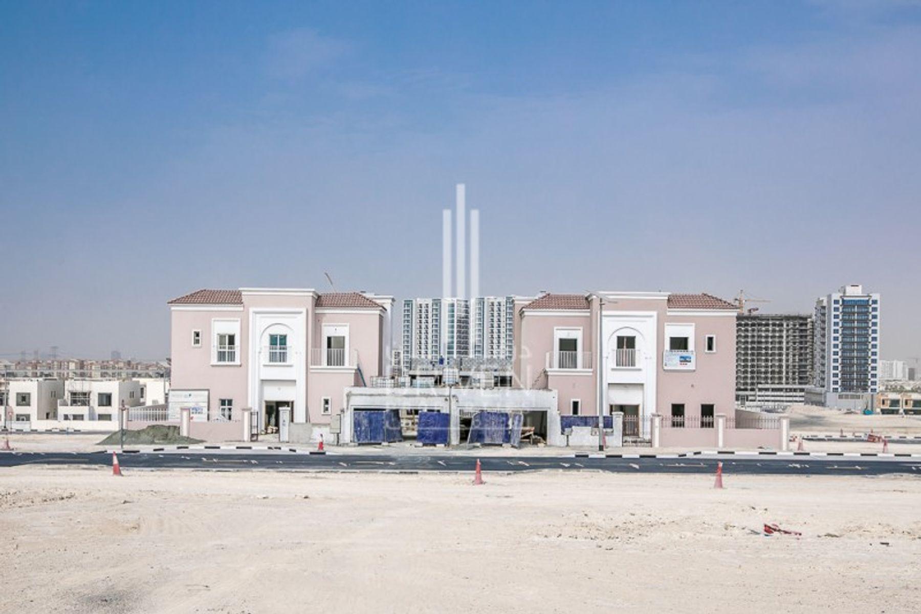 Villa for Sale in The Estate Residence, Al Furjan