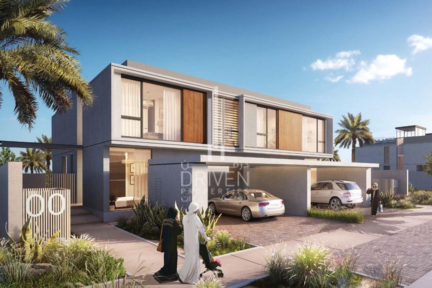 Premium 4 Bed Villa in Dubai Hills Estate