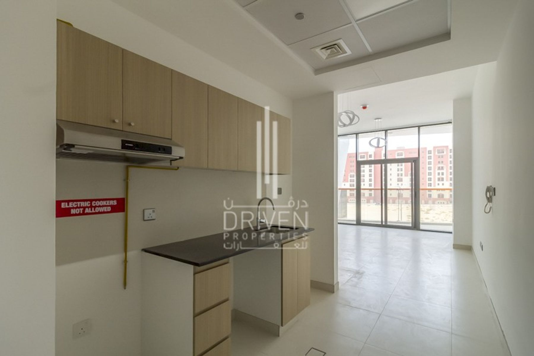 Modern and Spacious Unit, One Month free