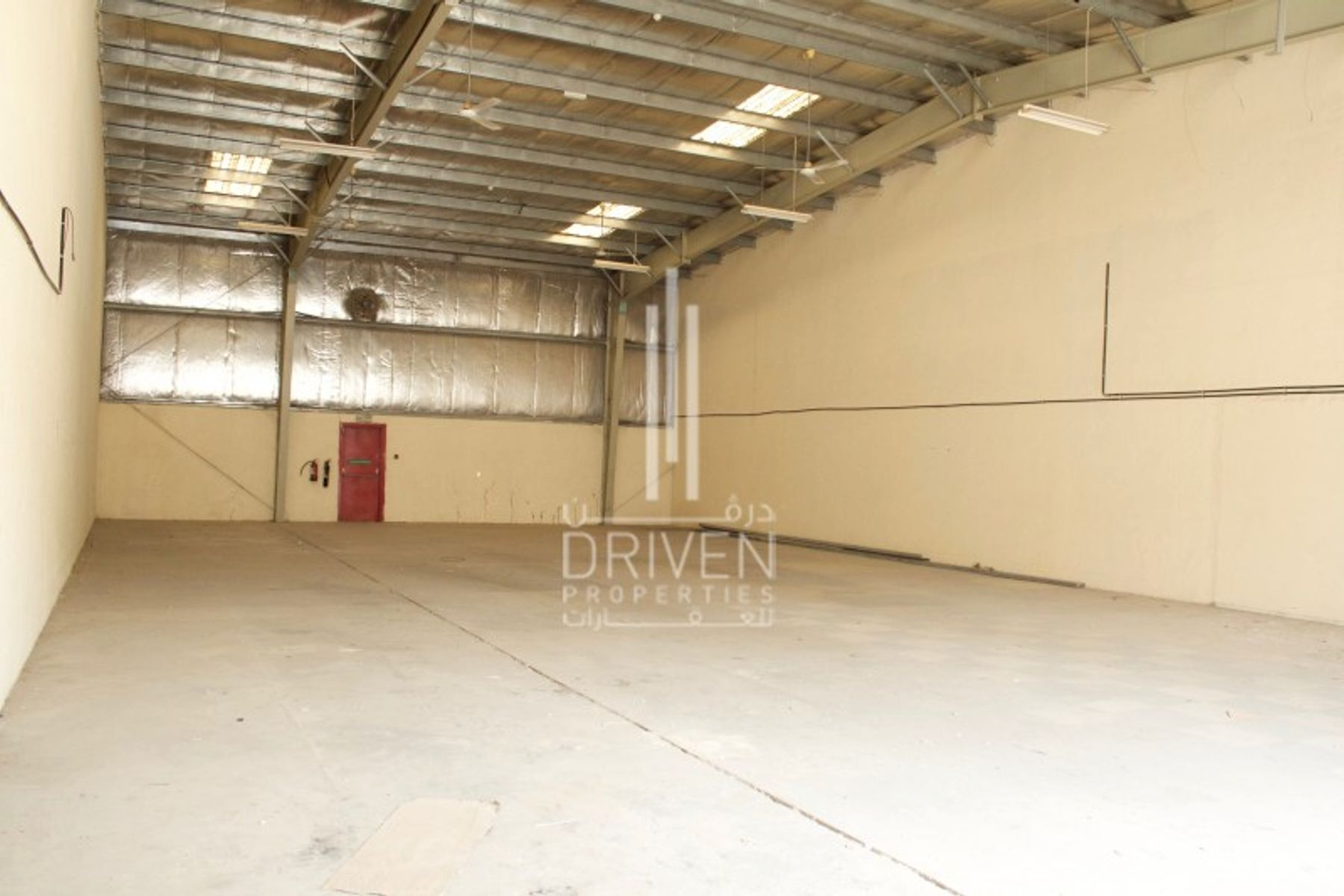 Good Quality Fitted Space Warehouse for Rent