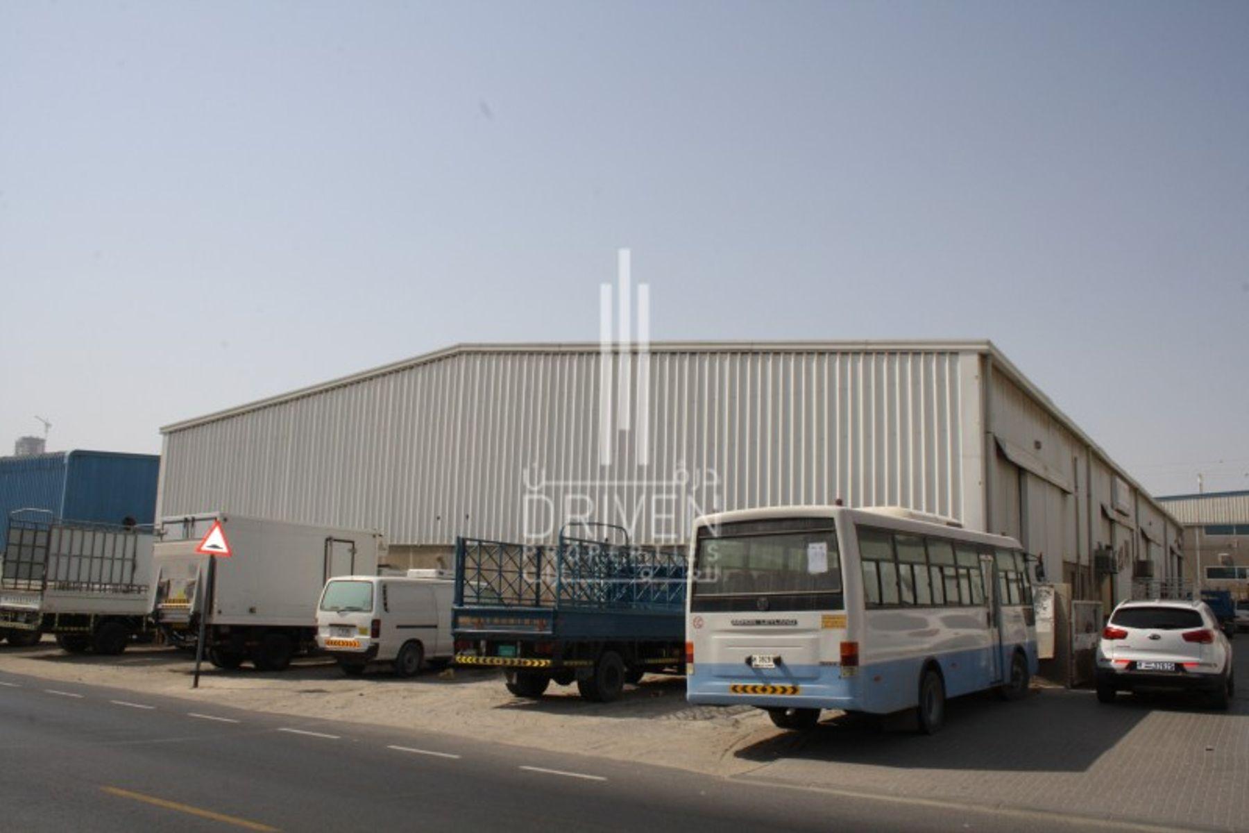 للايجار - مستودع - القصيص الصناعية 3 - القصيص