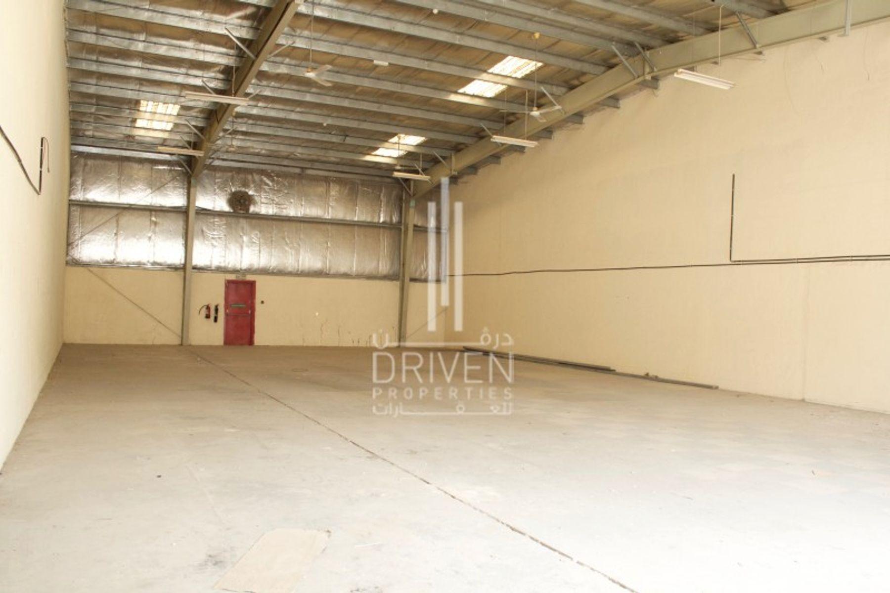 Warehouse for Rent in Al Qusias Industrial Area 3 - Al Qusais