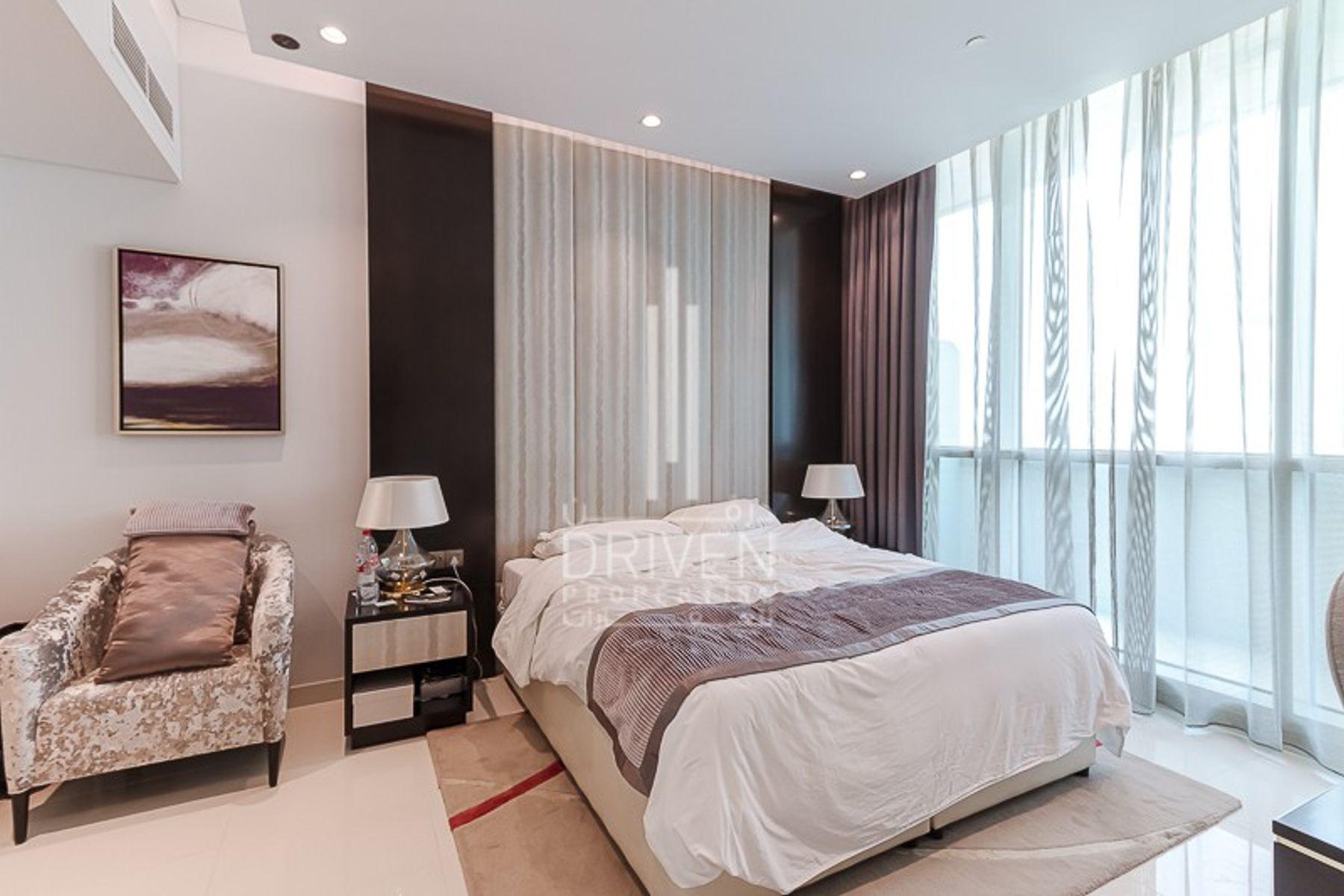 Unique 1 Bed Apartment in Downtown Dubai