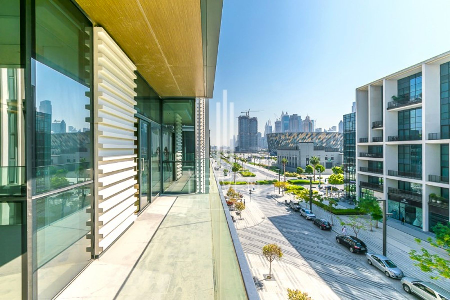 Exclusive Listing, Corner Apt, and Big Terrace