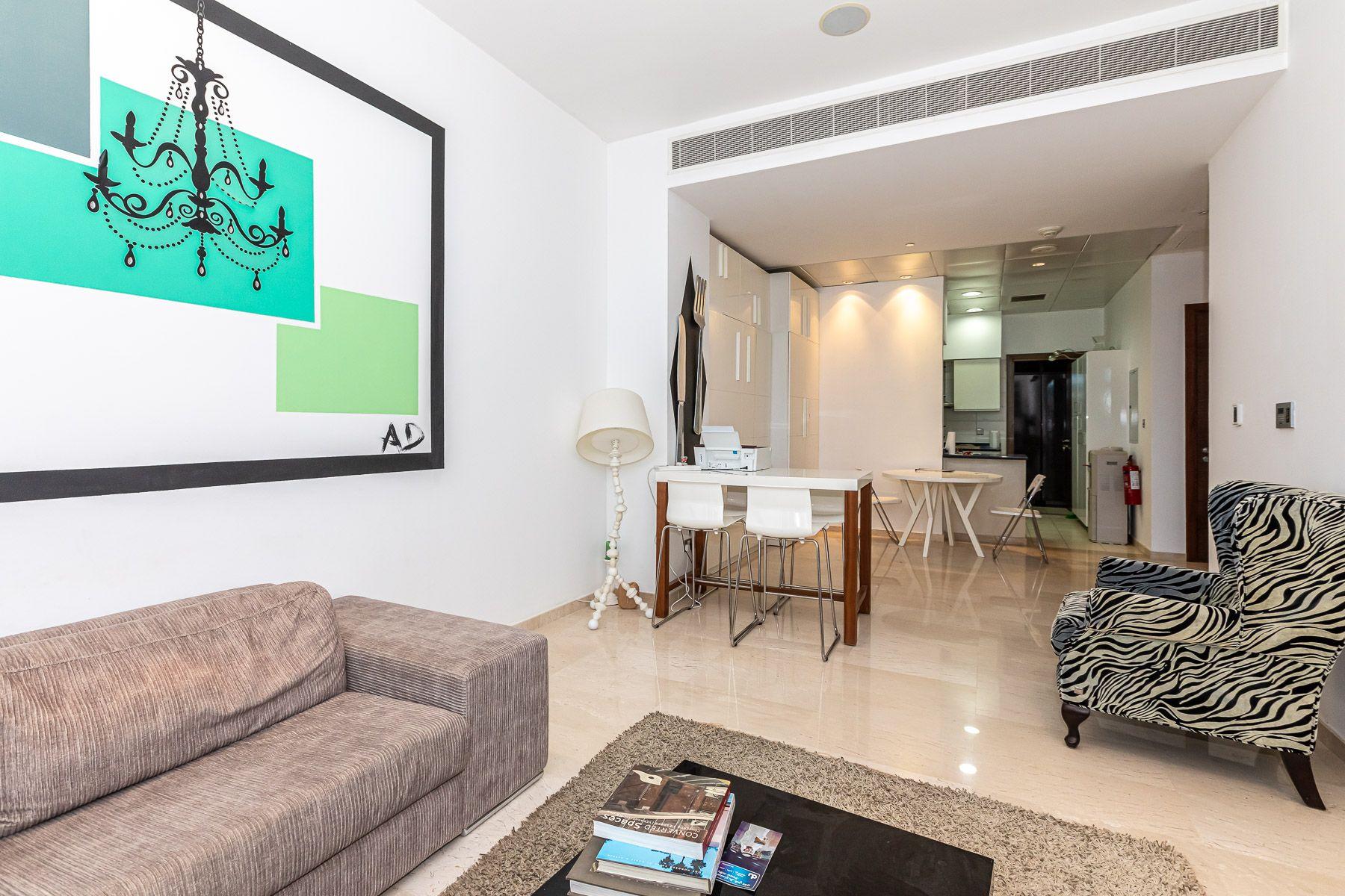 للايجار - شقة - أوشيانا الكاريبي - نخلة الجميرا