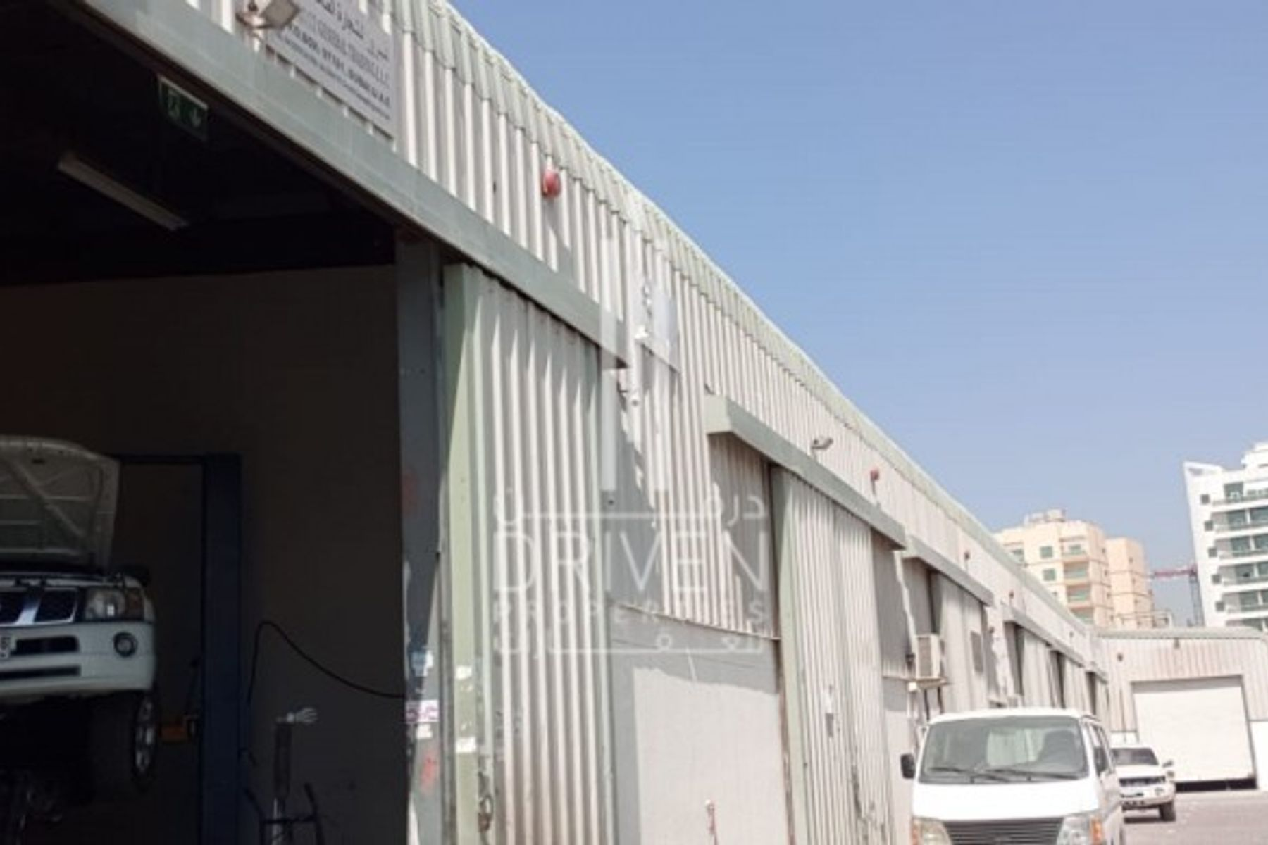 Warehouse in Al Qusais | Good for Garage