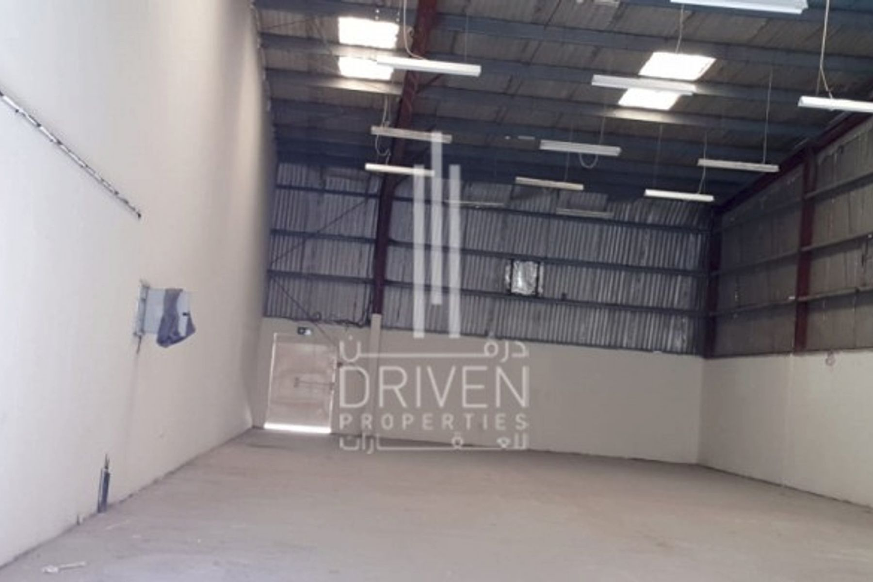 Excellent and Spacious Warehouse for Rent