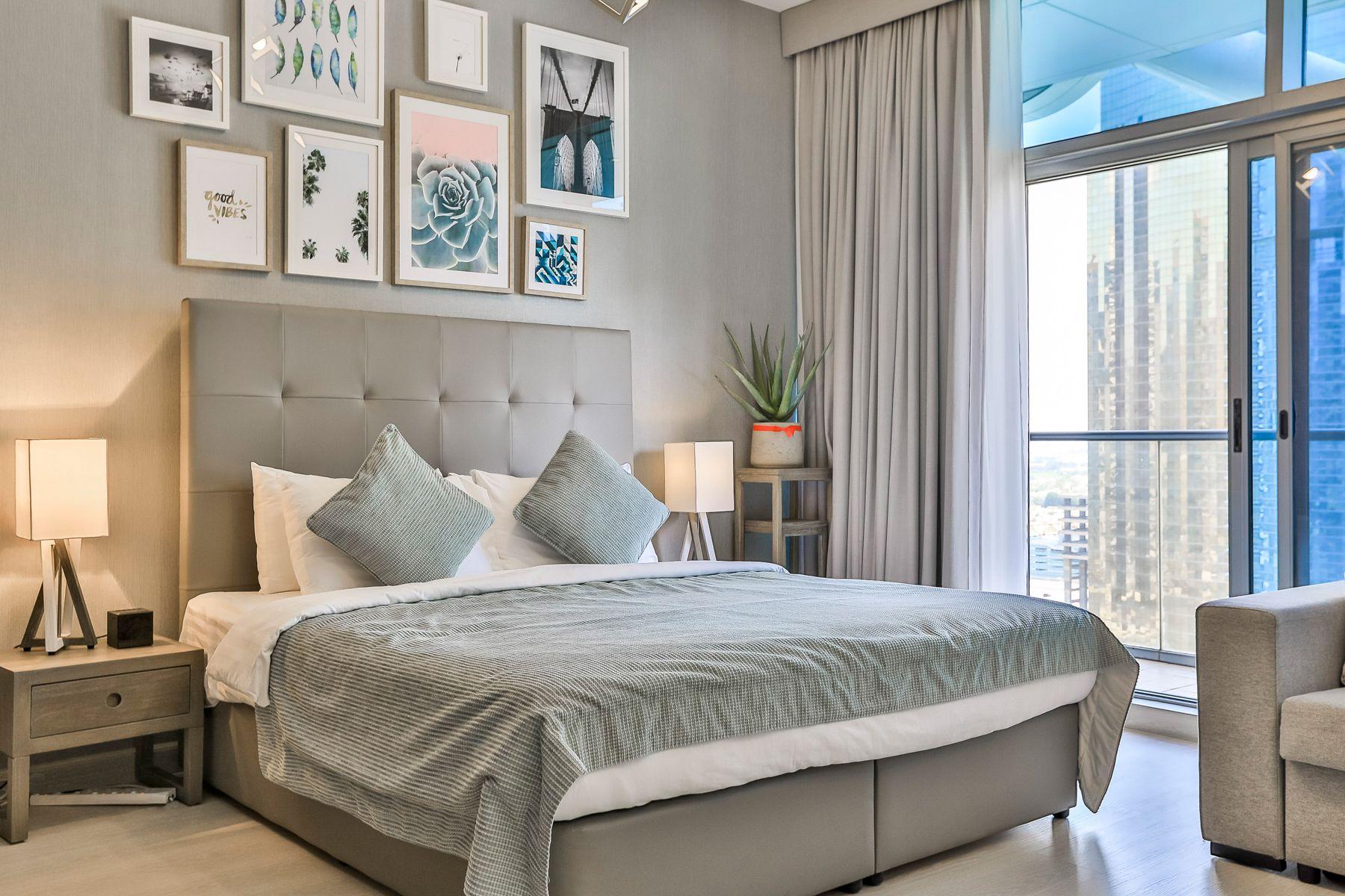 Studio for Rent in Indigo Tower, Jumeirah Lake Towers