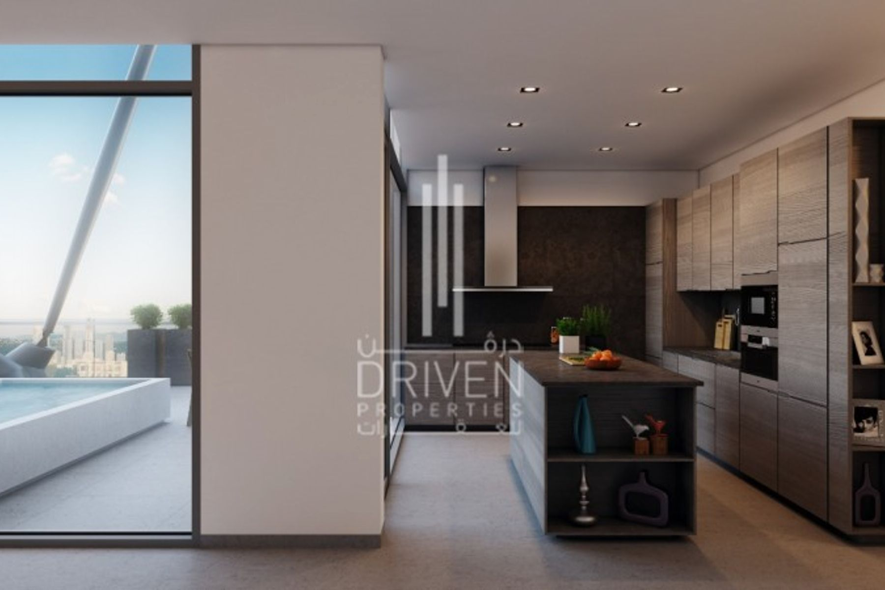 Apartment for Sale in Signature Livings - Jumeirah Village Circle