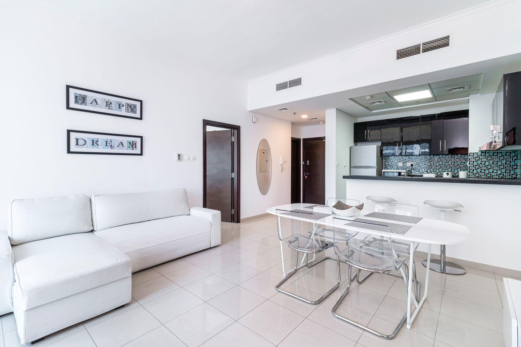 Apartment for Rent in Botanica Tower, Dubai Marina