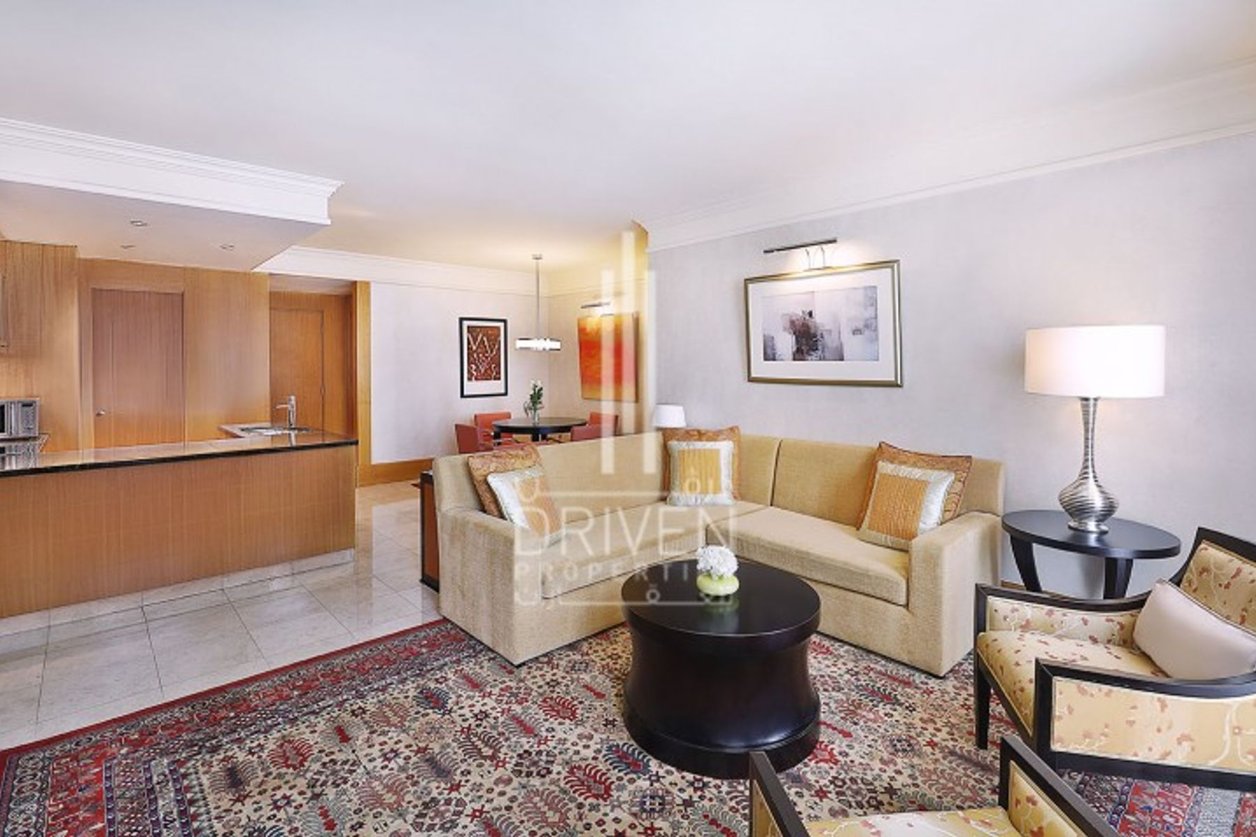Apartment for Rent in Ritz Carlton, DIFC
