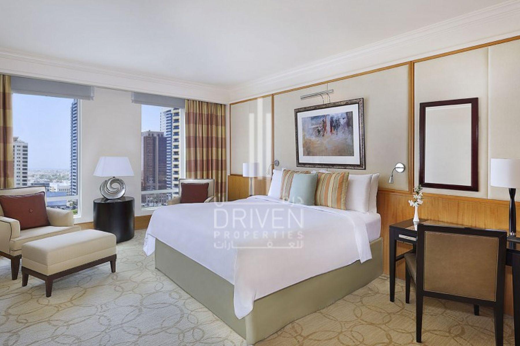 Apartment for Rent in Ritz Carlton, DIFC