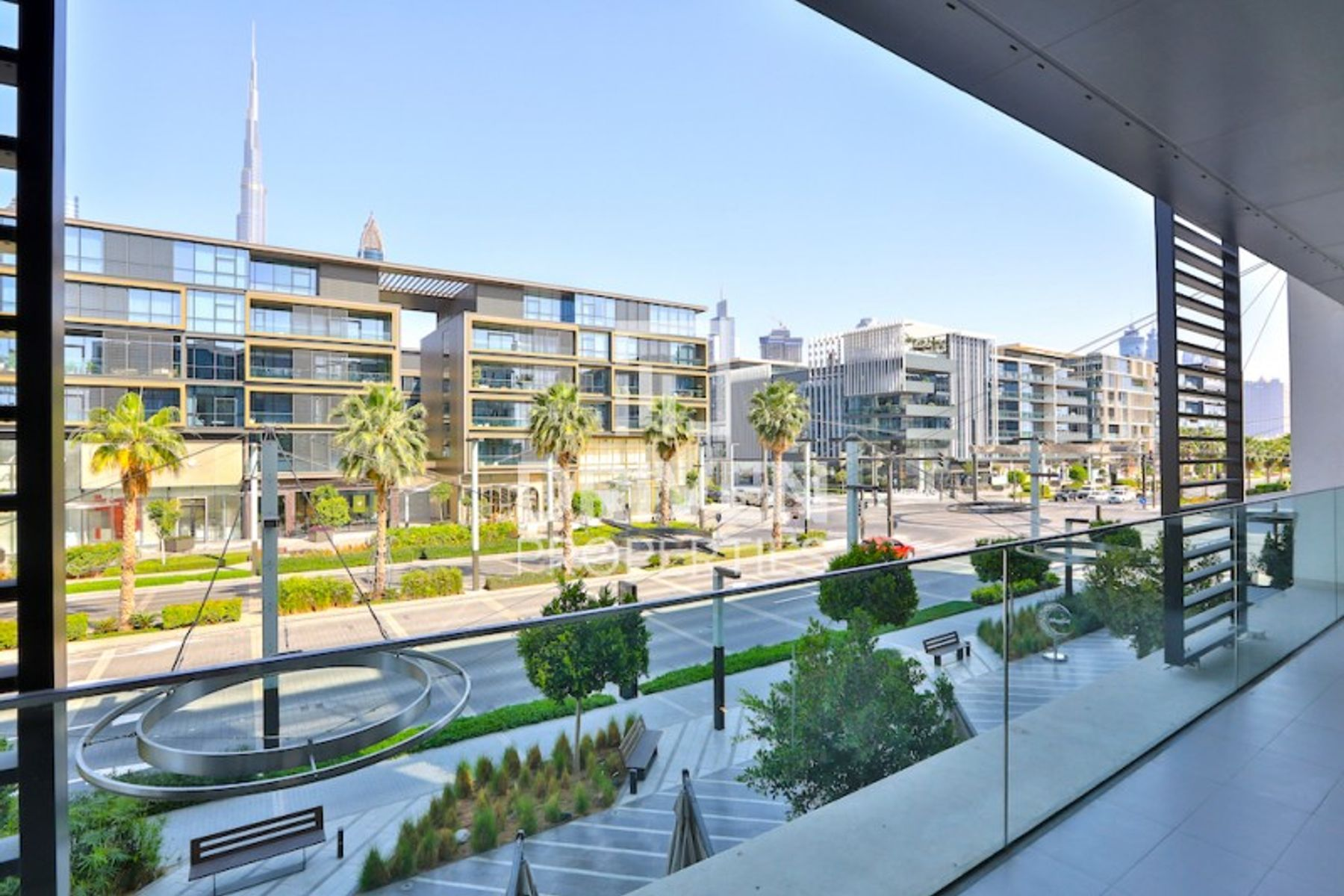 Boulevard and Burj view I Unfurnished
