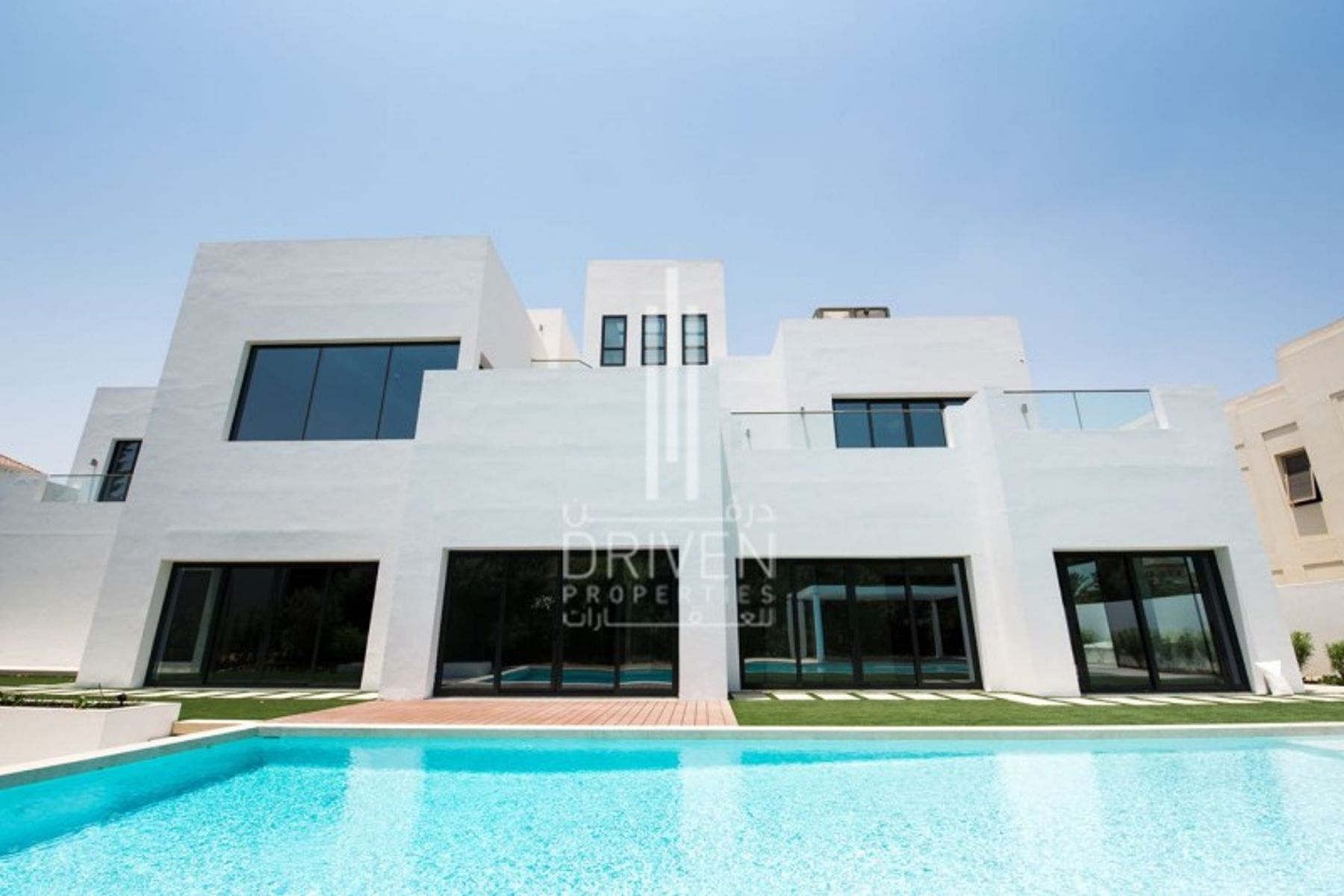 High End Fully Customized 6 Bed Mansion