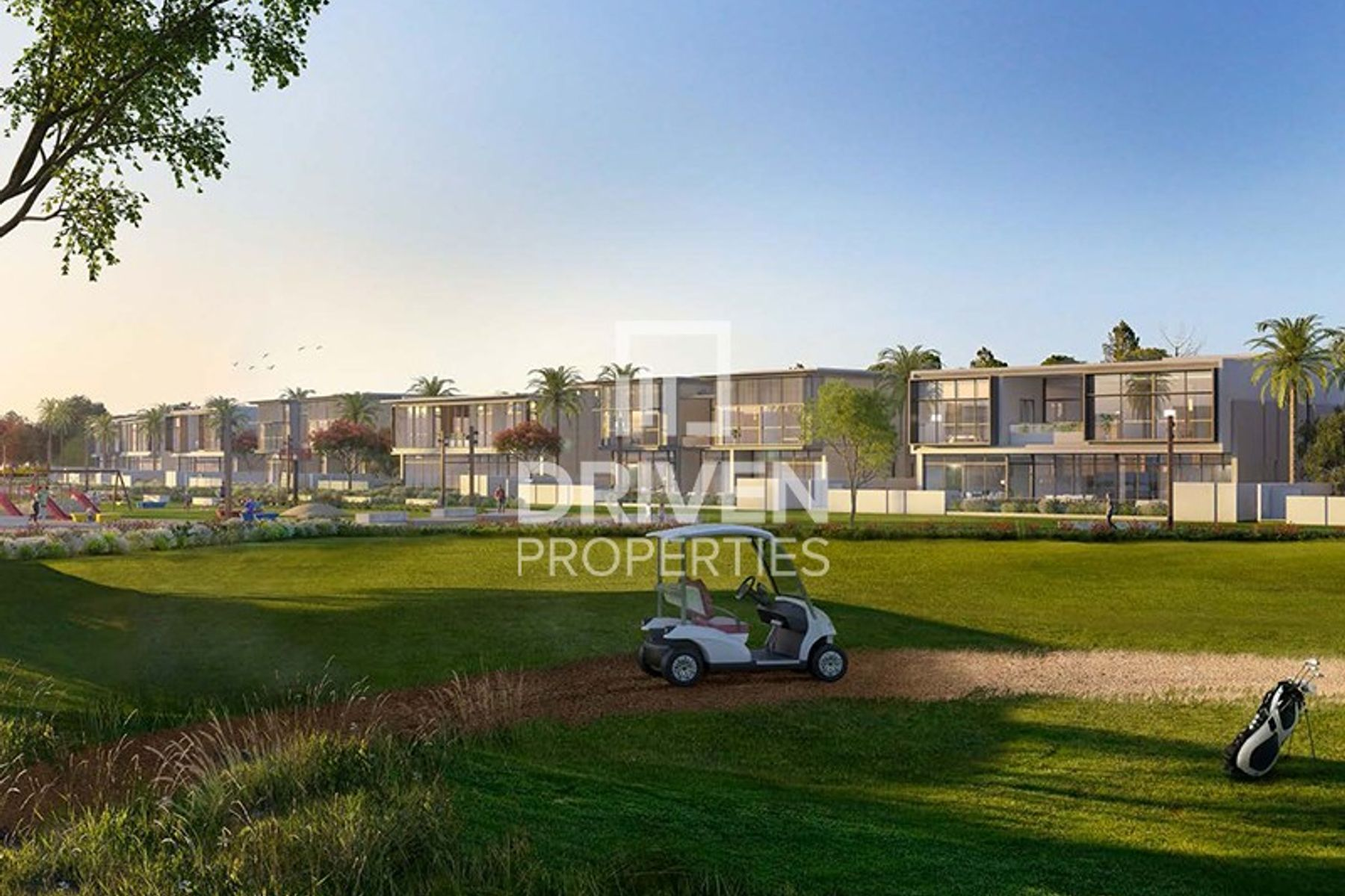 Villa for Sale in Golf Place - Dubai Hills Estate