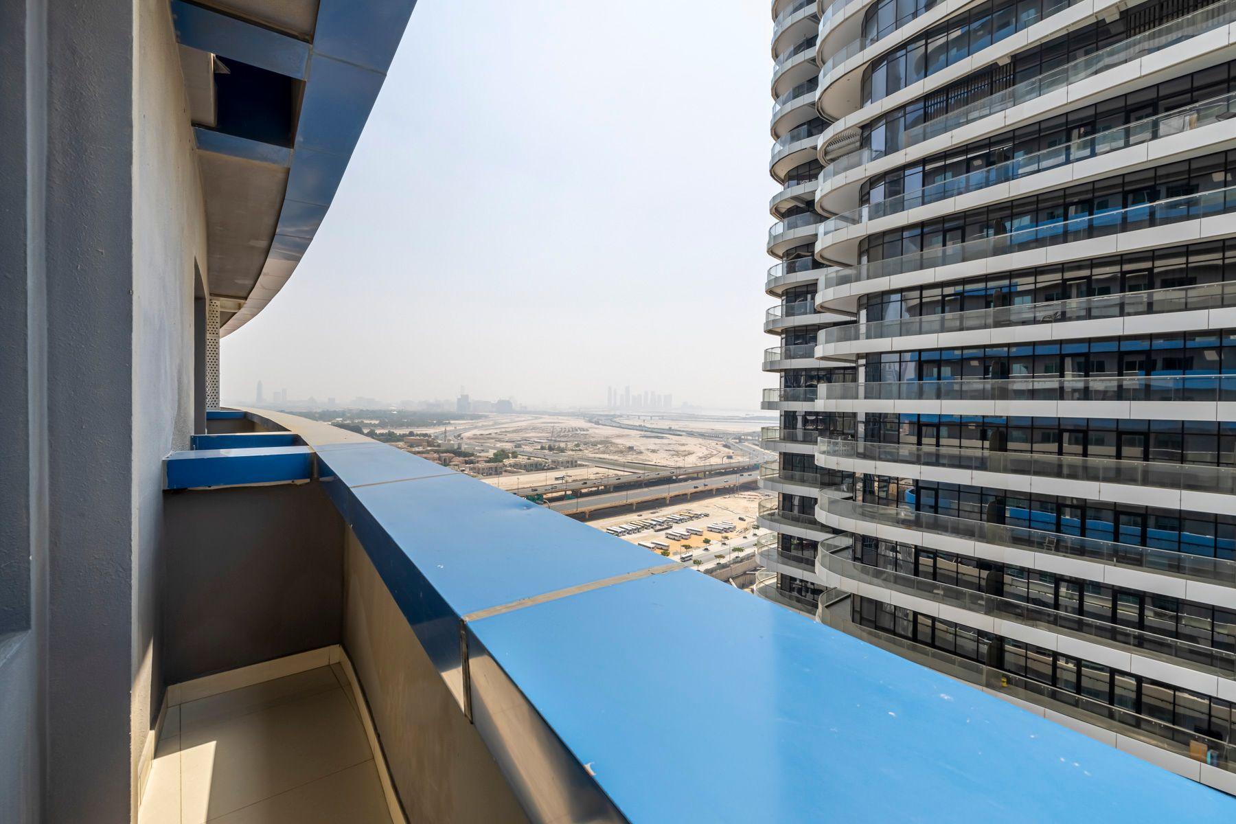 للايجار - شقة - داماك ميزون شارع مول - دبي وسط المدينة