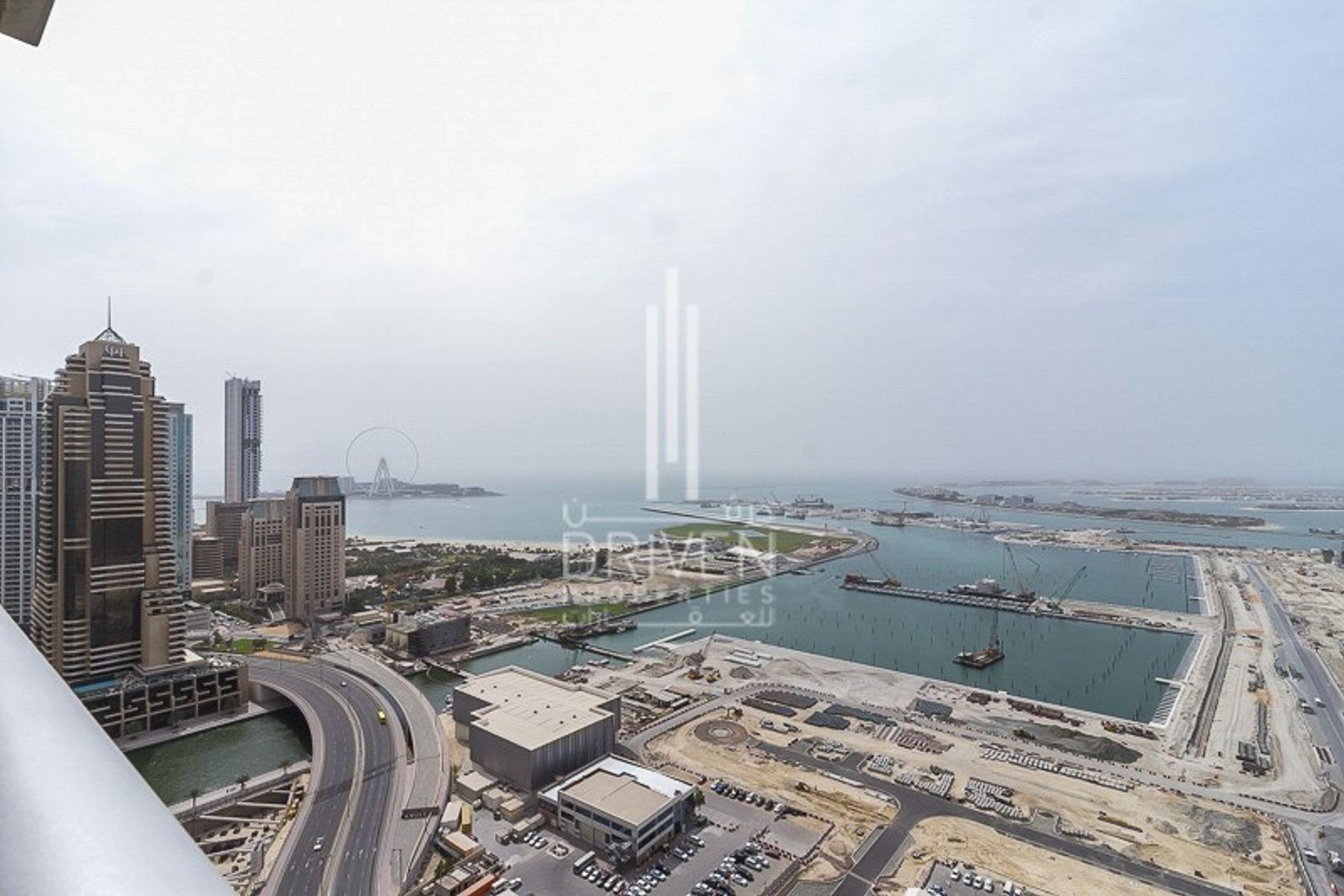Apartment for Sale in Princess Tower, Dubai Marina