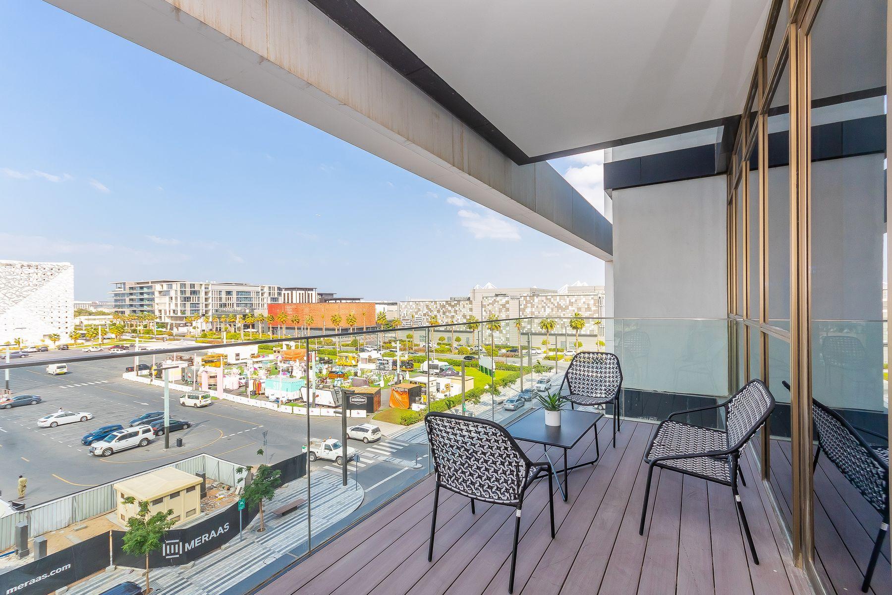 للايجار - شقة - 10 بناية, سيتي ووك