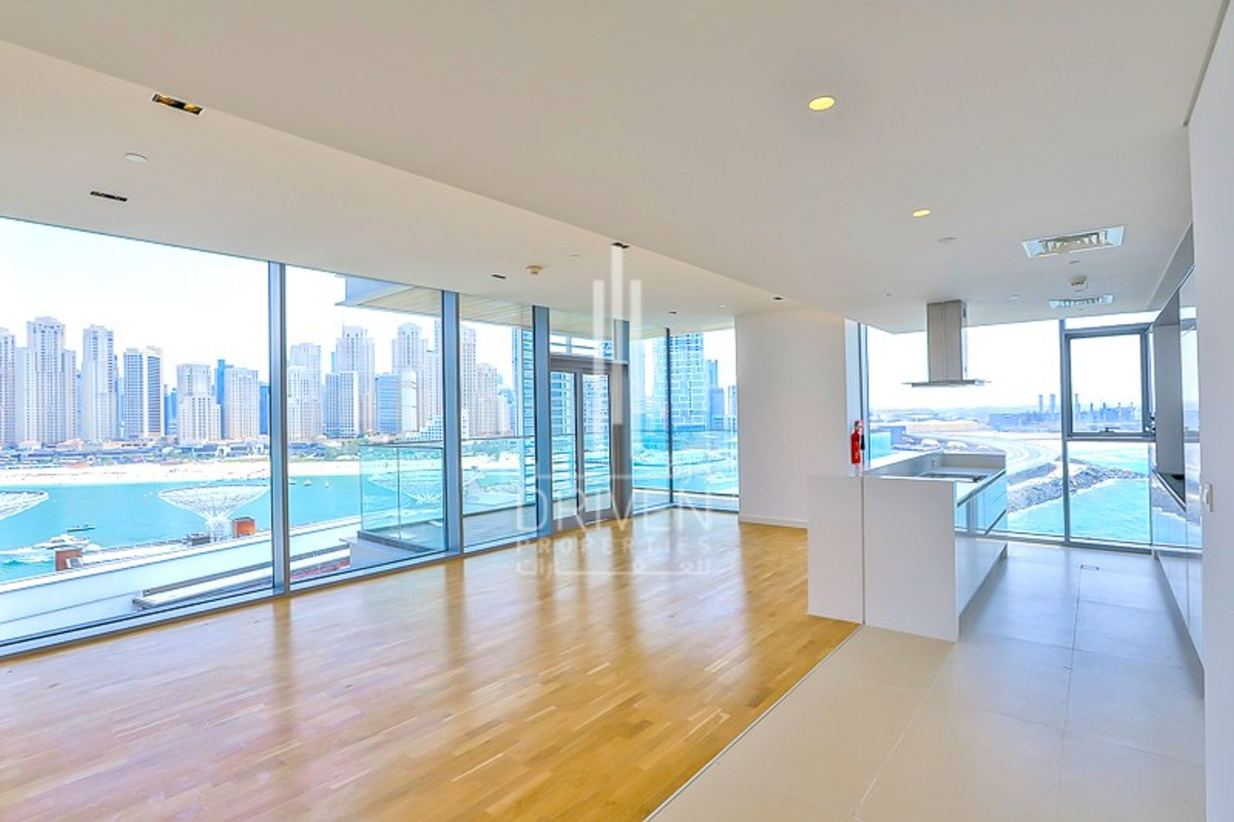 Rare 3 Bed in High Floor | Stunning View