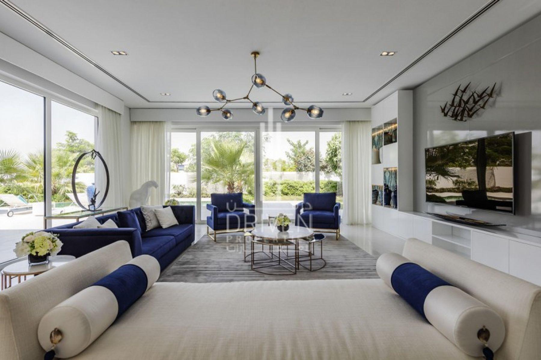 Villa for Sale in The Nest, Al Barari