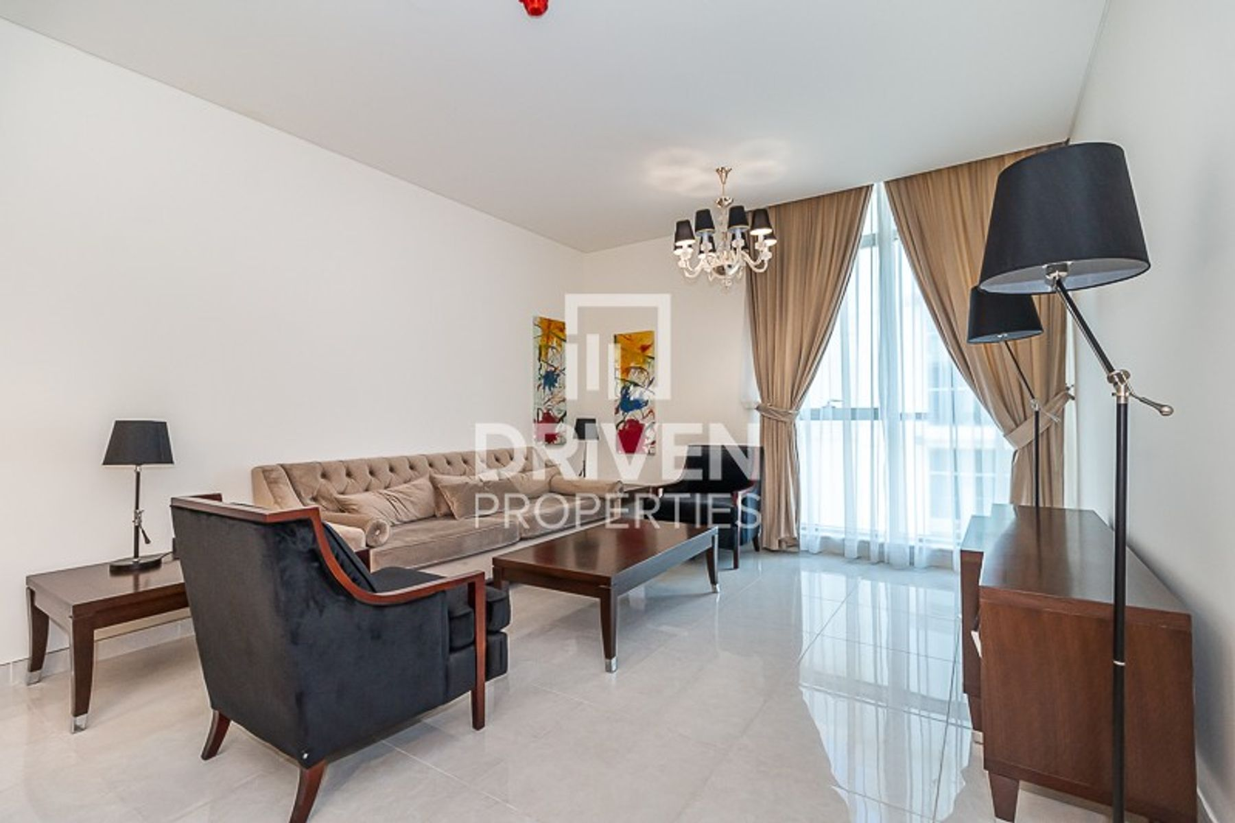 Lowest Price | Semi-Furnished Apartment