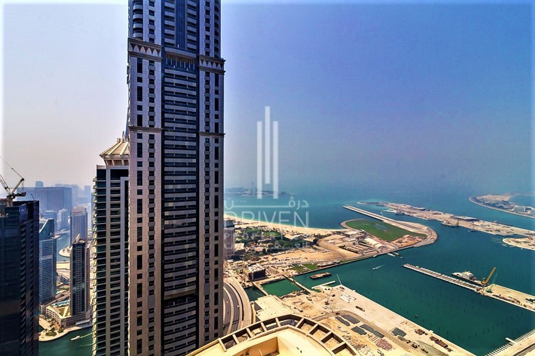 Huge Penthouse |Amazing Sea View| ROI 8%