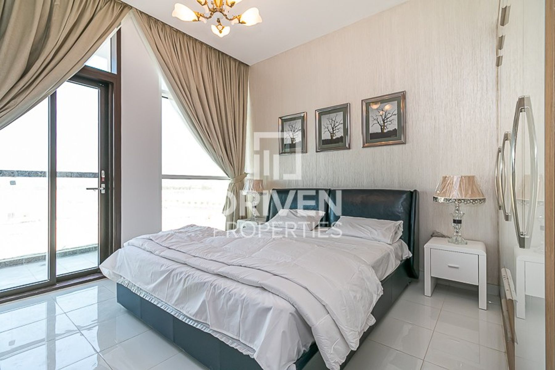 Fully Furnished and Lovely 1 Bedroom Apt