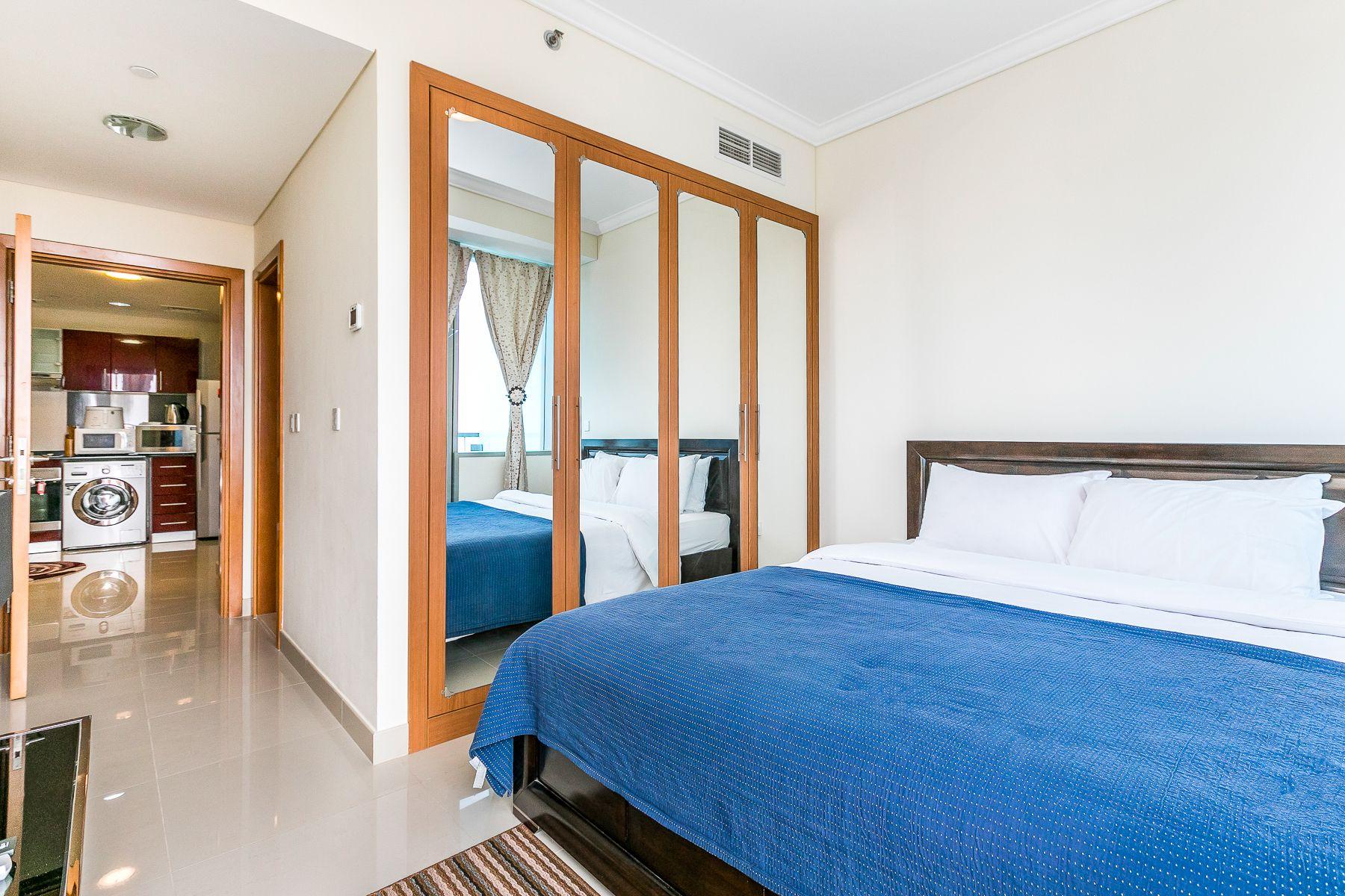 Apartment for Rent in Ocean Heights, Dubai Marina