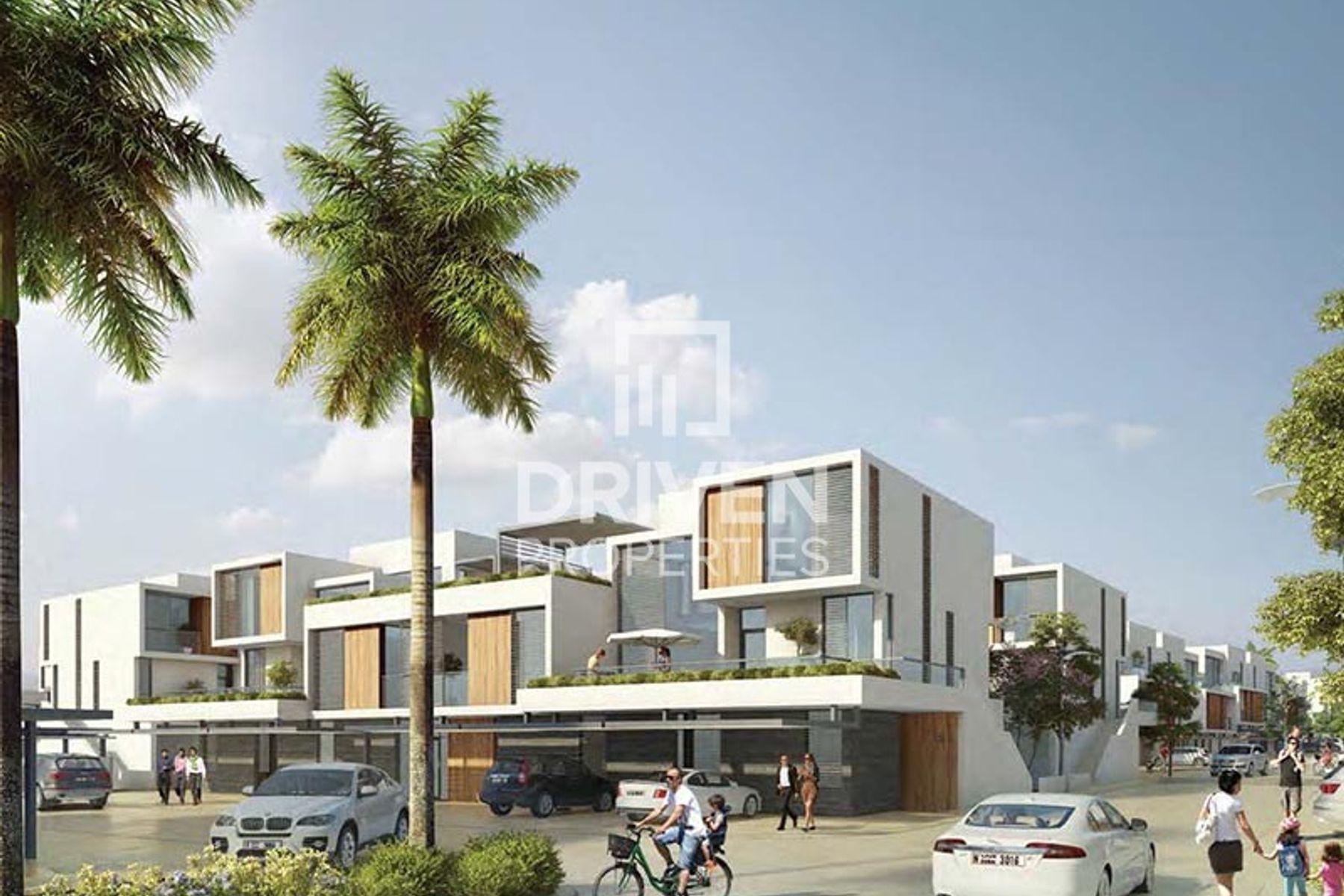 للبيع - شقة - ذي بالس - دبي الجنوب (مركز دبي العالمي)