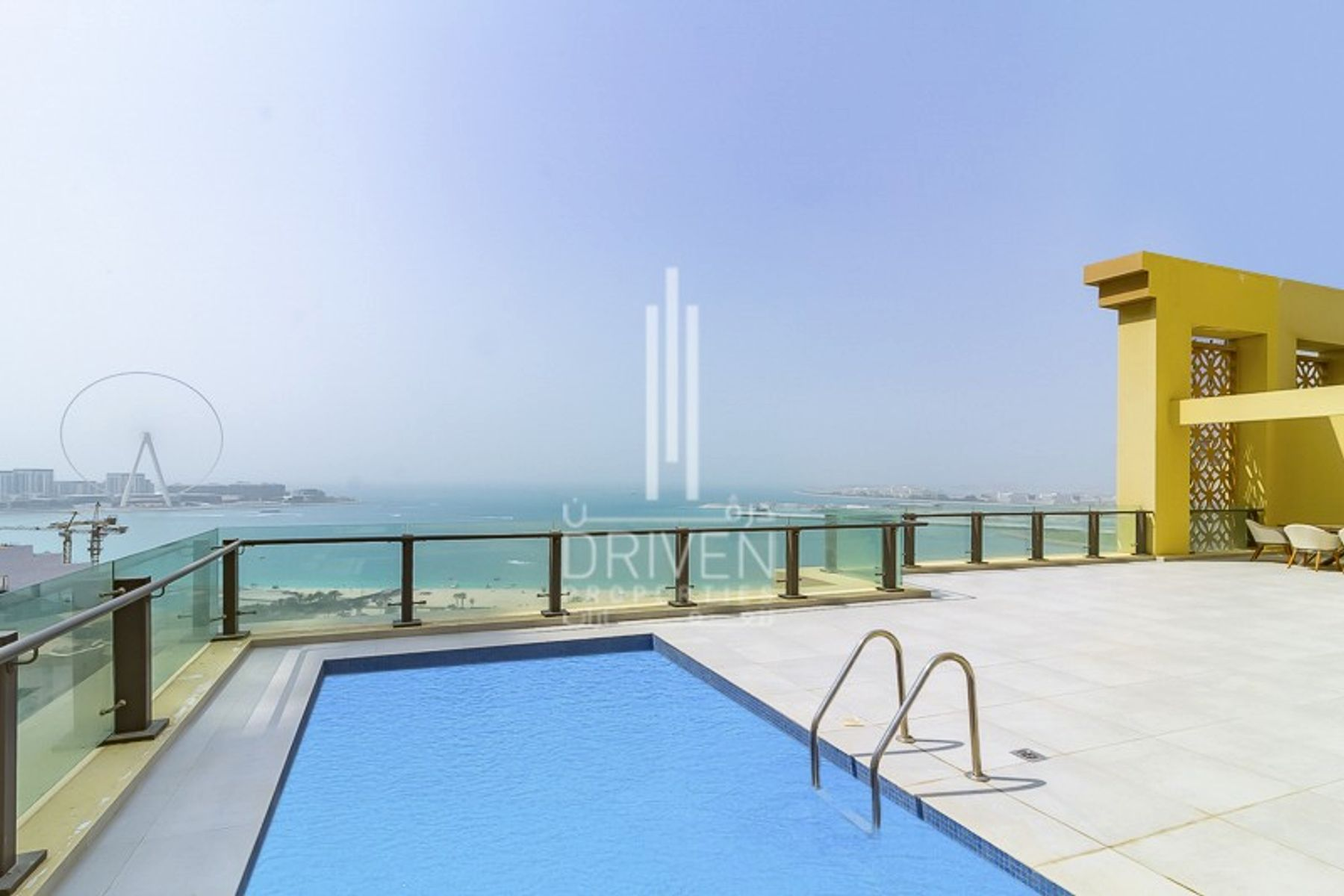 Renovated Apartment | Private Pool | Sea View