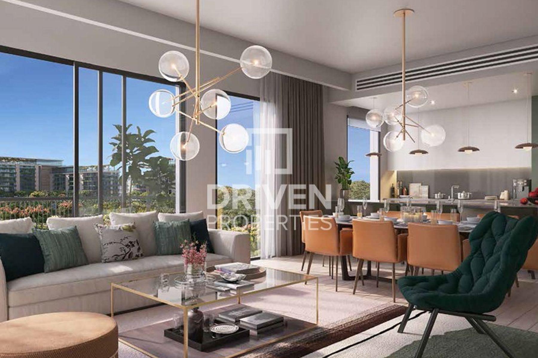 للبيع - شقة - سنترال بارك في سيتي ووك - سيتي ووك