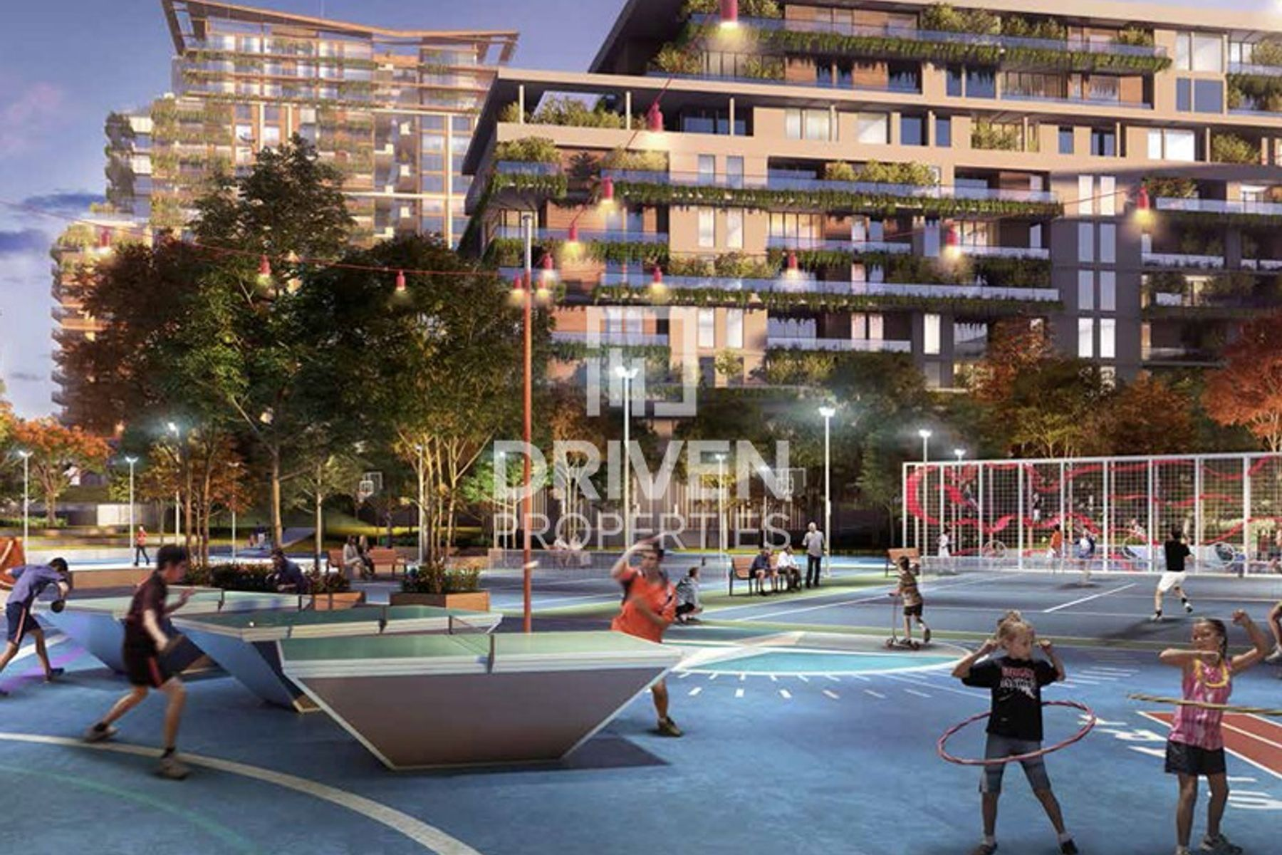 New Project in Central Park | High ROI