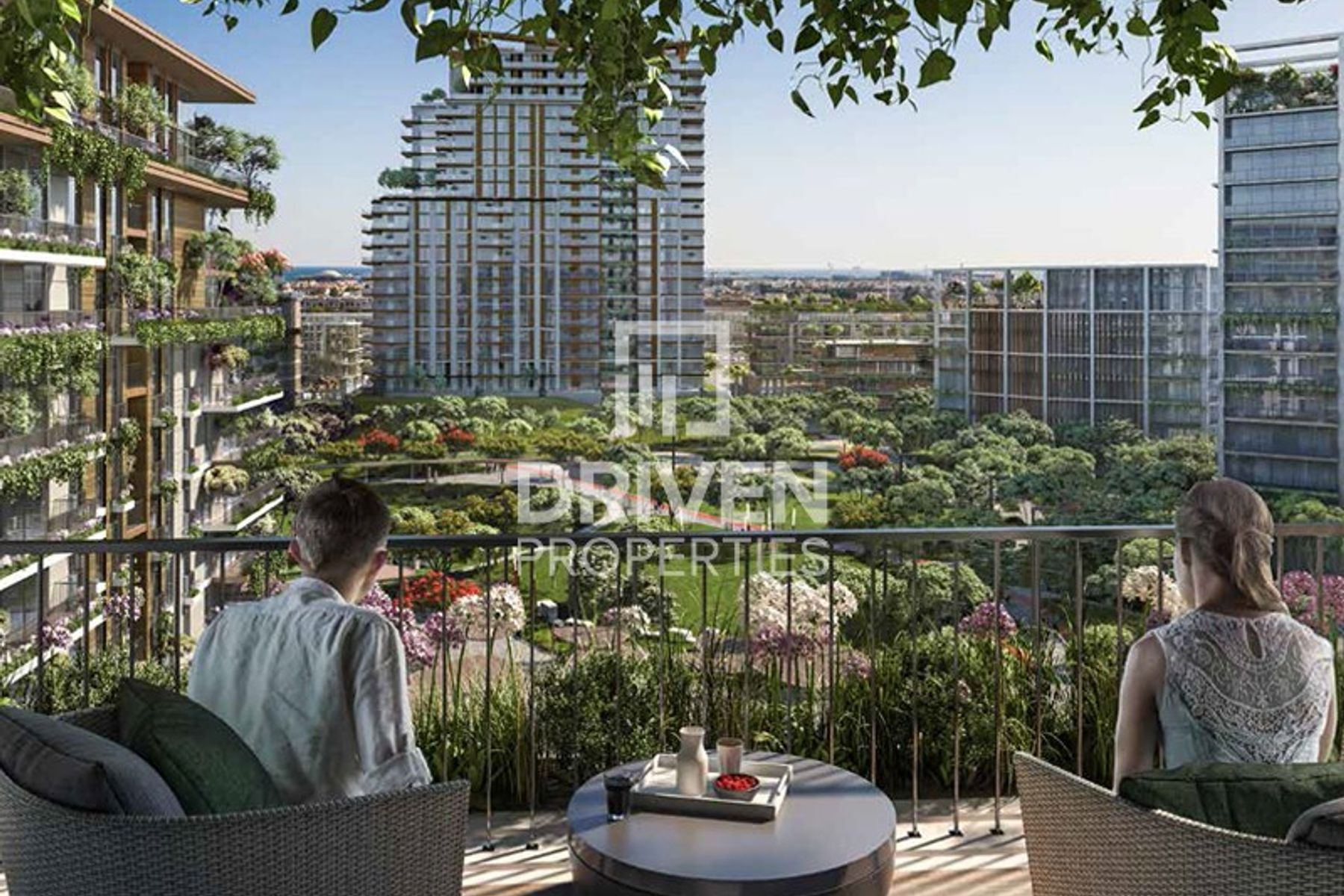 Apartment for Sale in Central Park at City Walk, City Walk