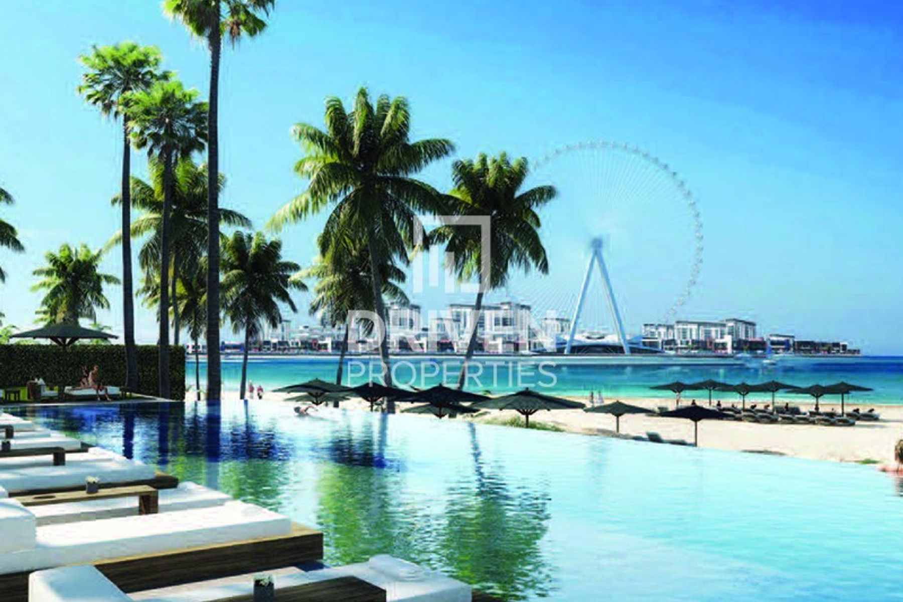 Apartment for Sale in La Vie - Jumeirah Beach Residence
