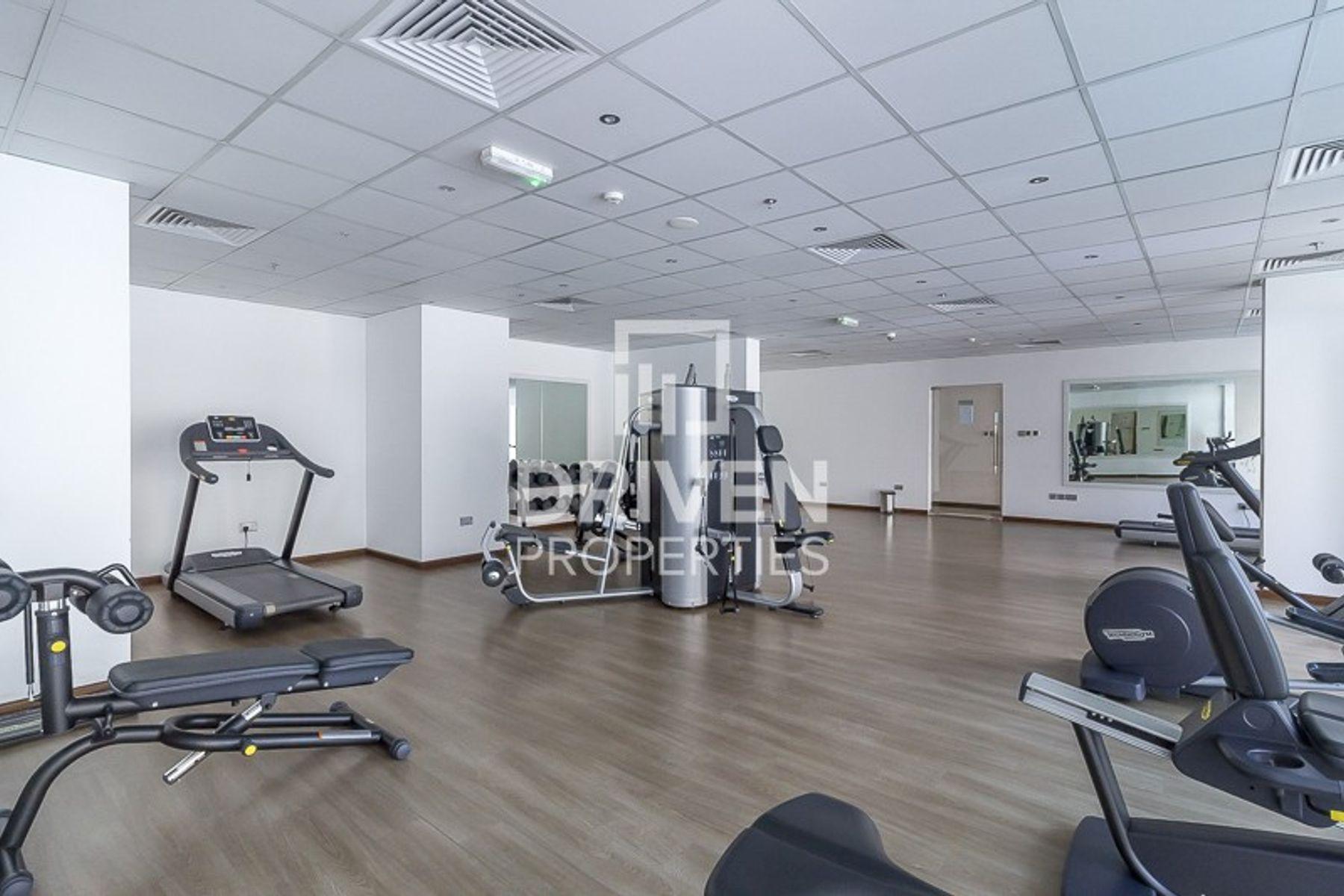 Studio for Rent in Binghatti Diamonds - Dubai Silicon Oasis