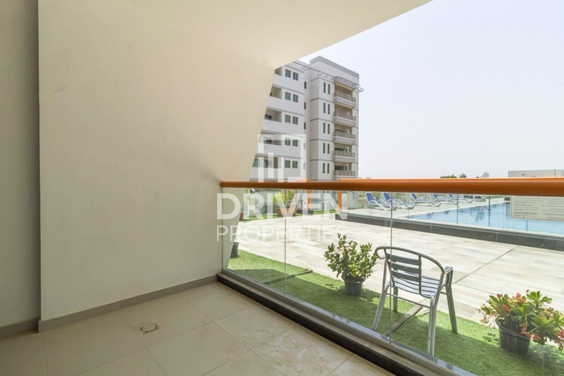 Apartment for Rent in Binghatti Diamonds - Dubai Silicon Oasis