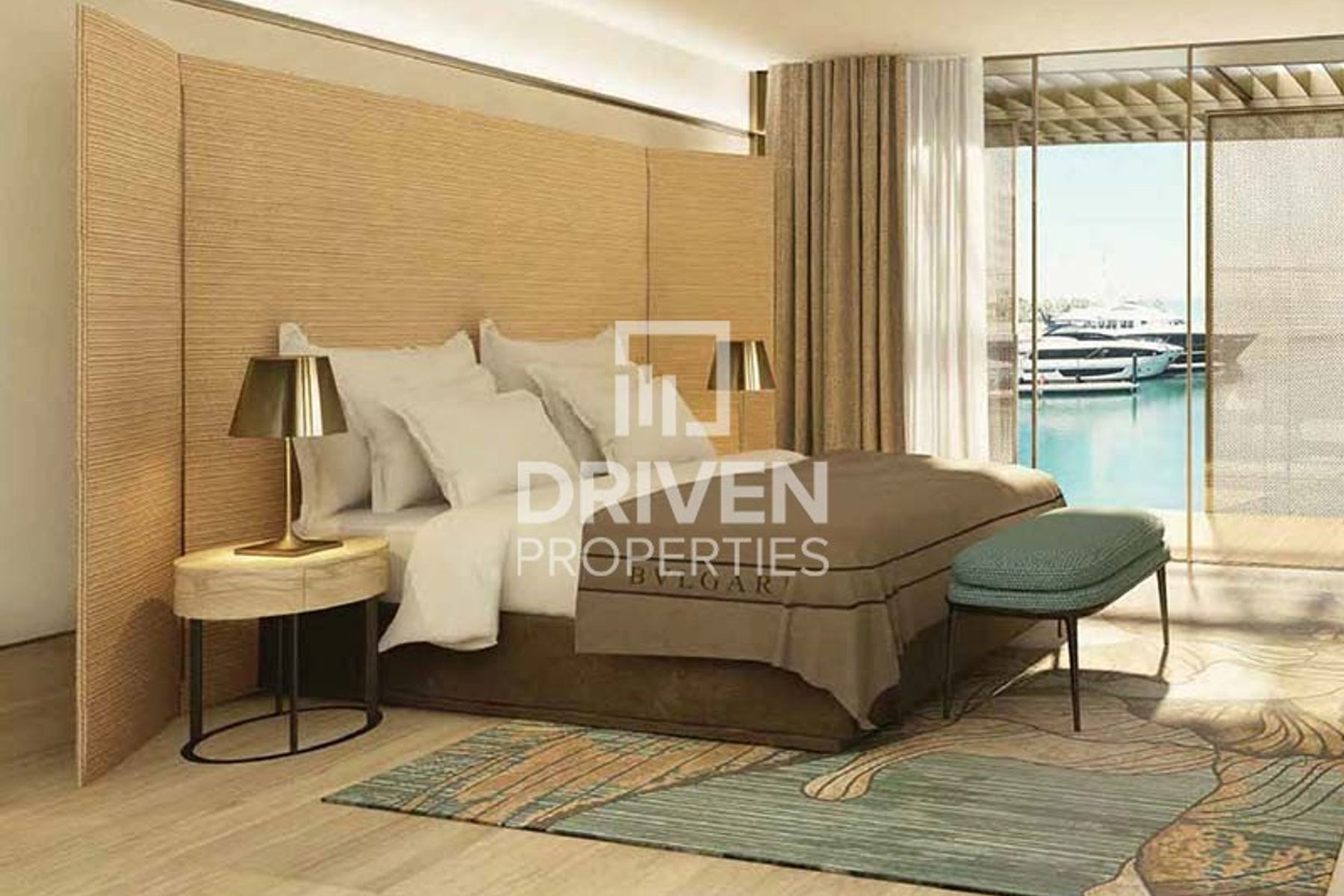 Apartment for Sale in Bulgari Resort and Residences - Jumeirah