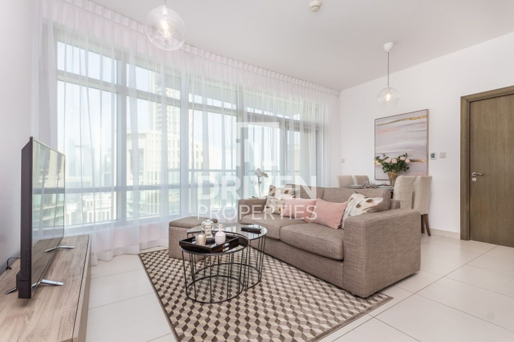Apartment for Rent in The Lofts East - Downtown Dubai