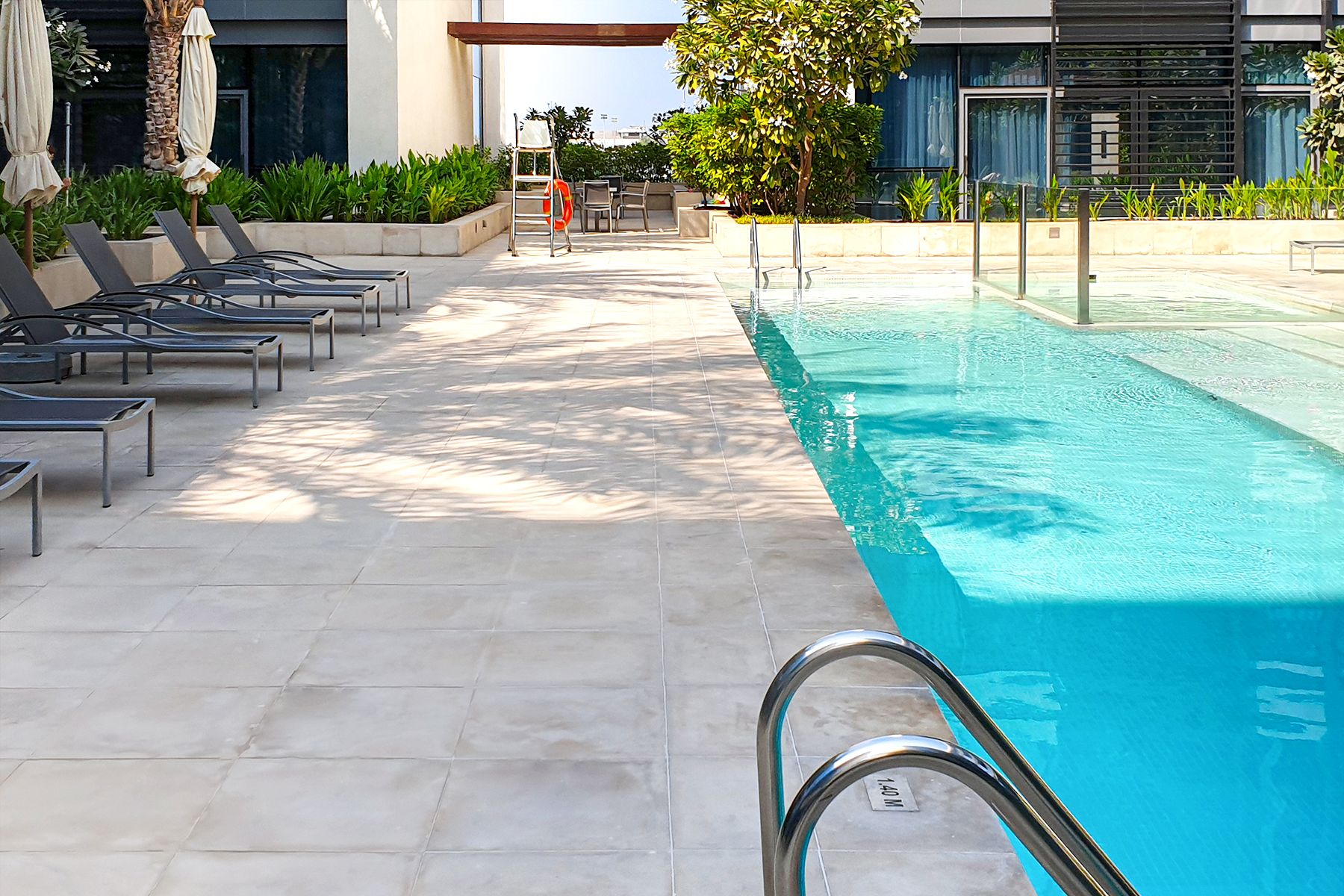 One-Time Offer For 2 Months Booking! Discover Poolside Apartment Living on This Massive 3 Beds in City Walk Building 11A