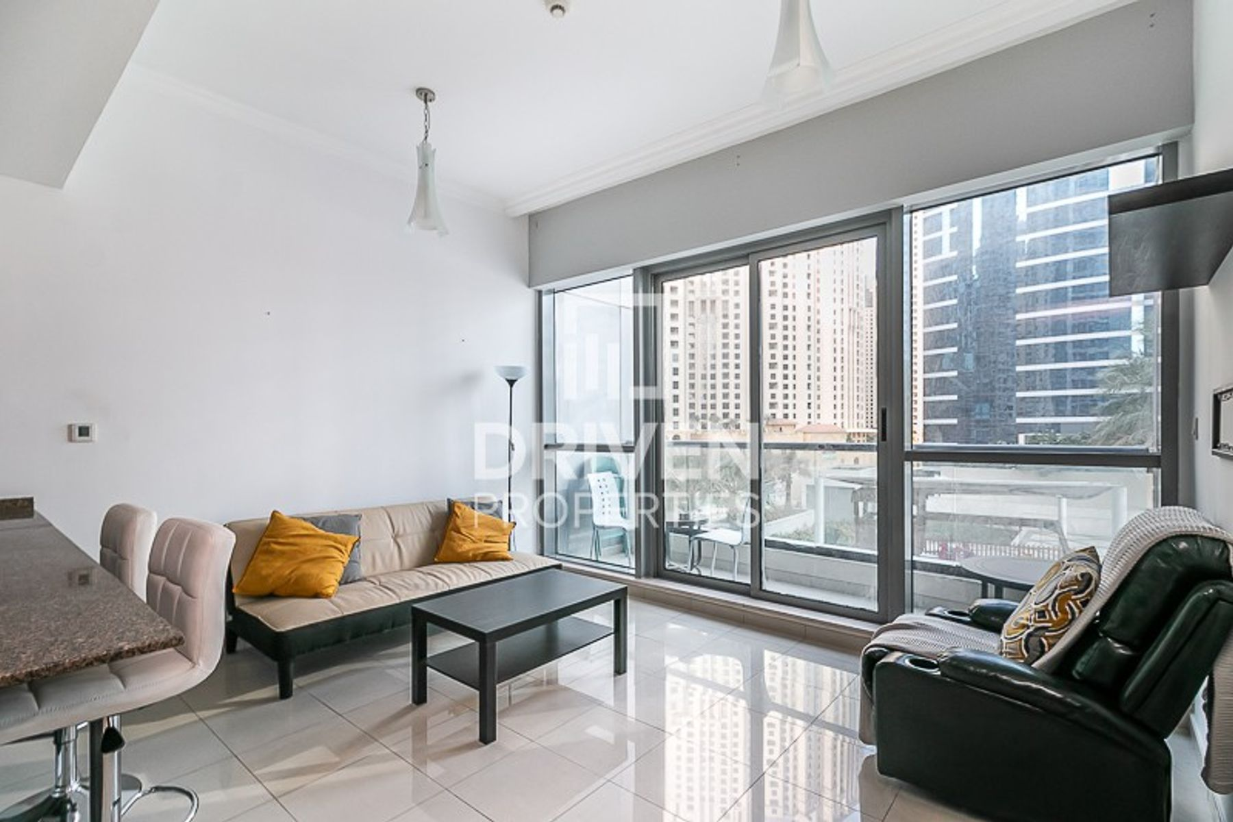 Furnished 1 Bedroom Apartment | Pool View