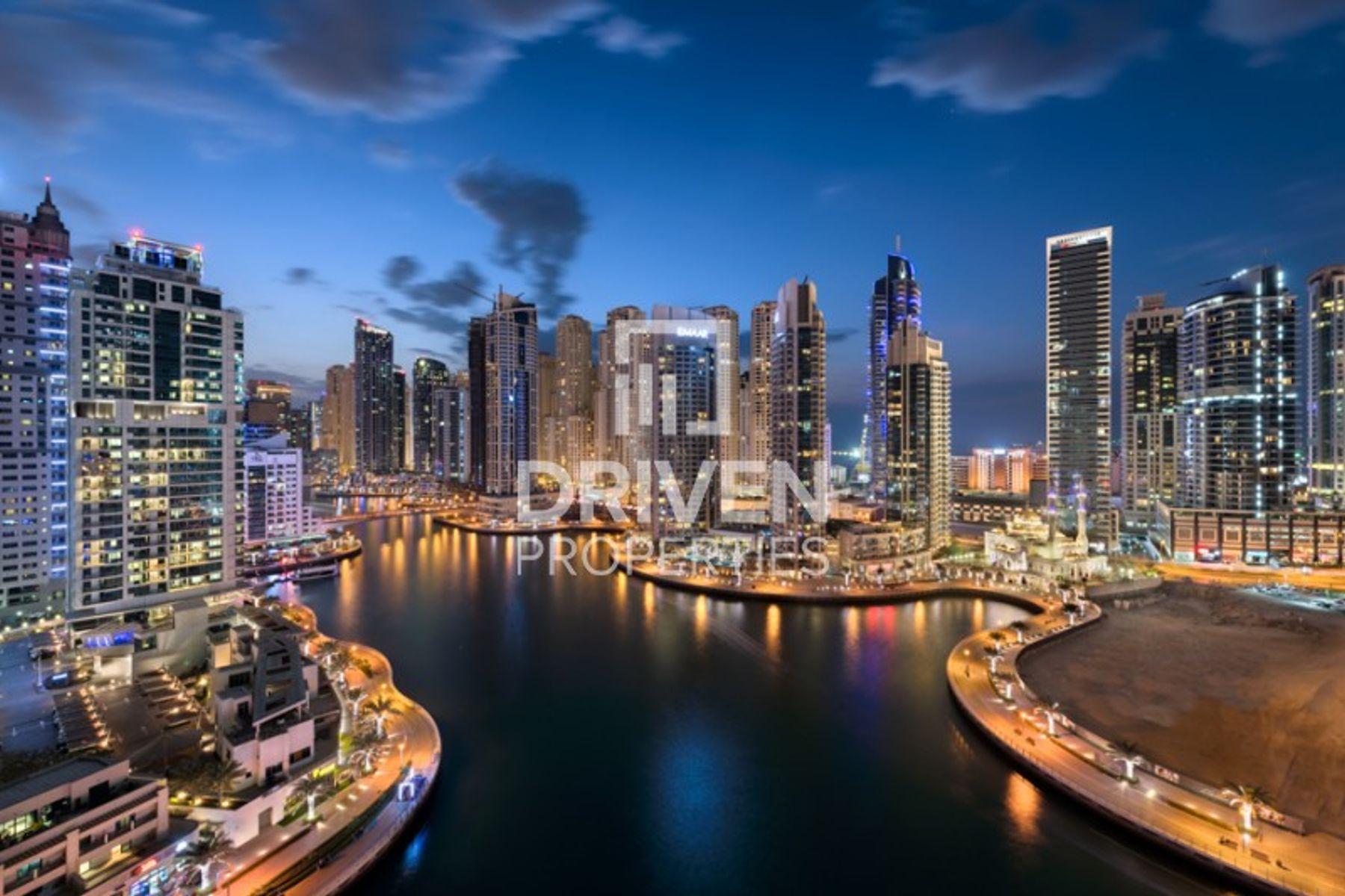 Apartment for Sale in Trident Bayside - Dubai Marina