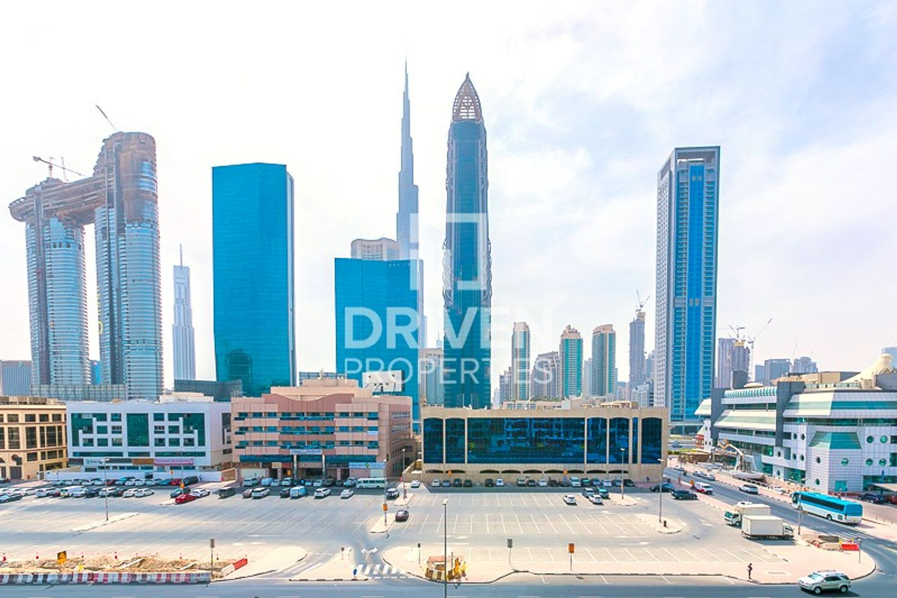 Corner Unit|High Floor|Burj Khalifa View