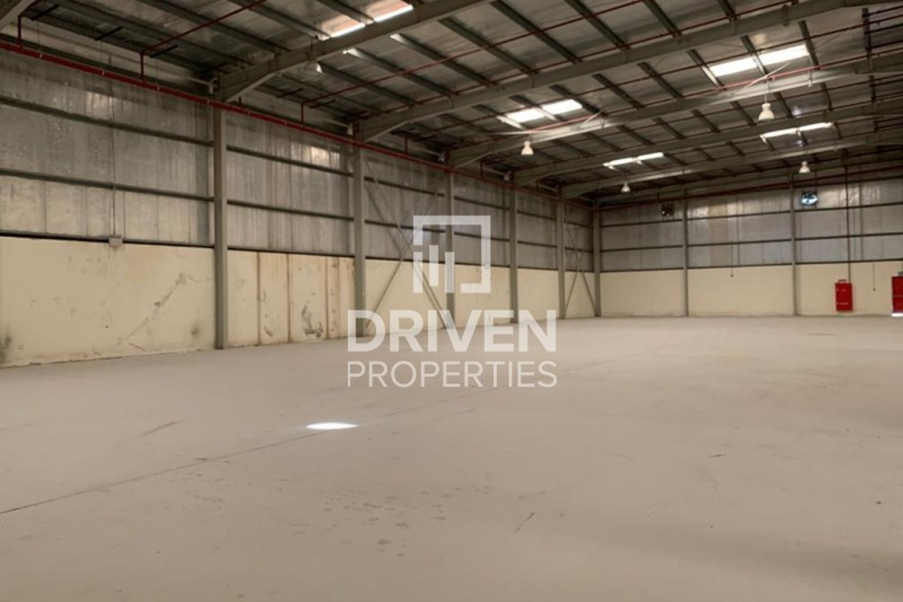 Well-managed Warehouse | Good Investment