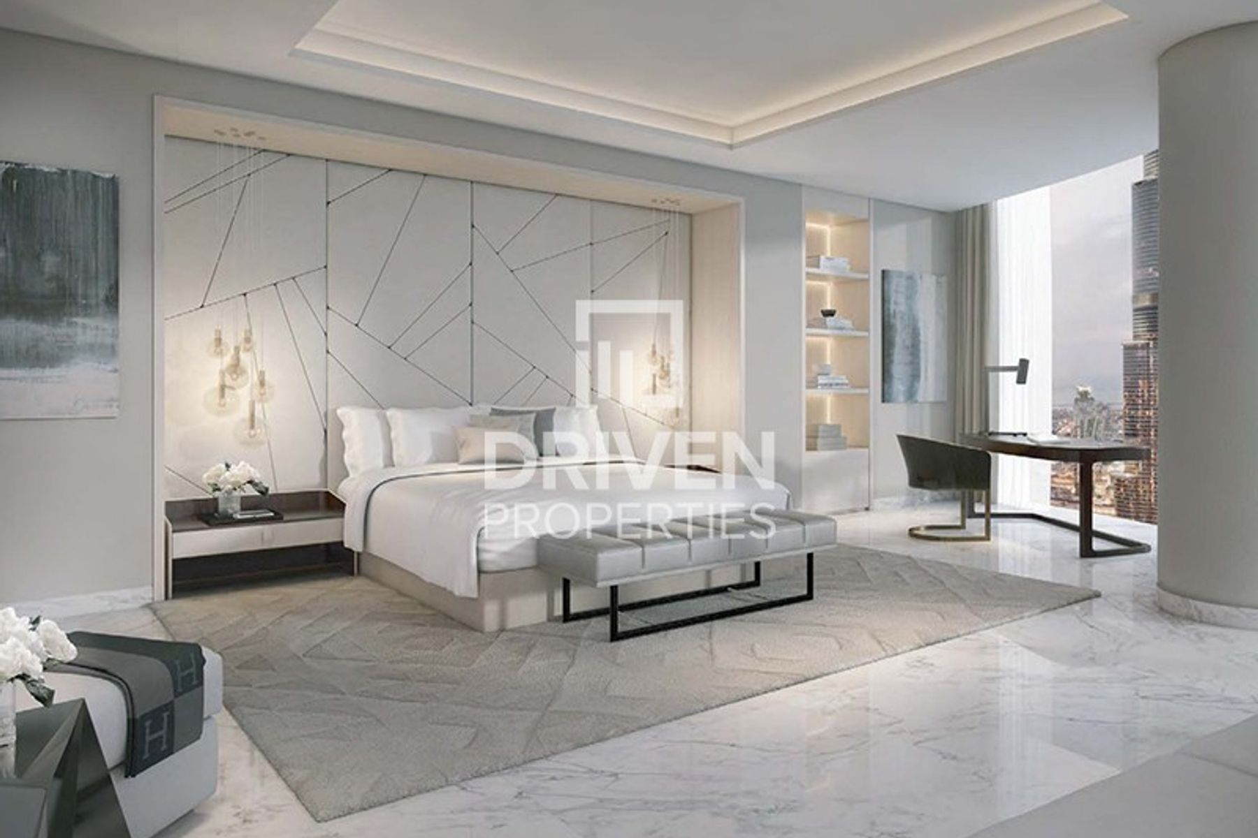 Apartment for Sale in IL Primo - Downtown Dubai