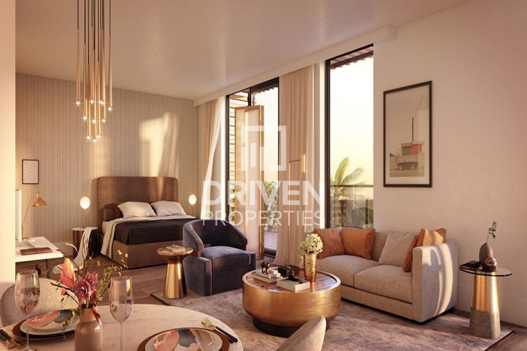 Studio for Sale in Chaimaa Avenue Residences, Jumeirah Village Circle