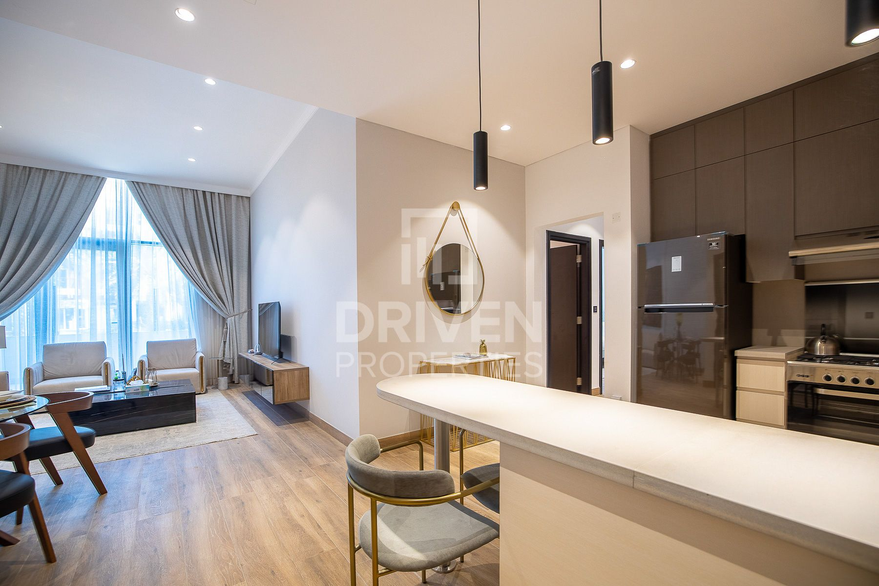 Apartment for Sale in Chaimaa Avenue Residences - Jumeirah Village Circle