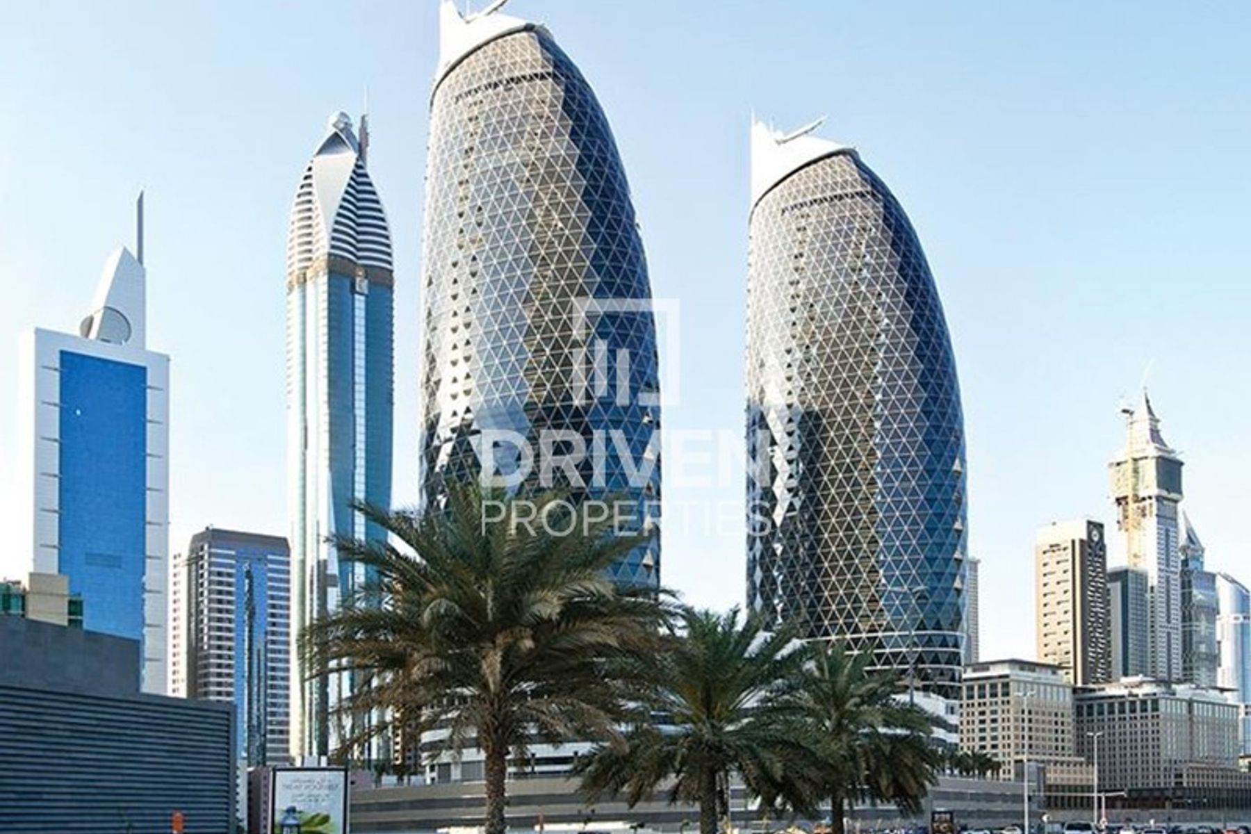Office for Sale in Park Tower B - DIFC
