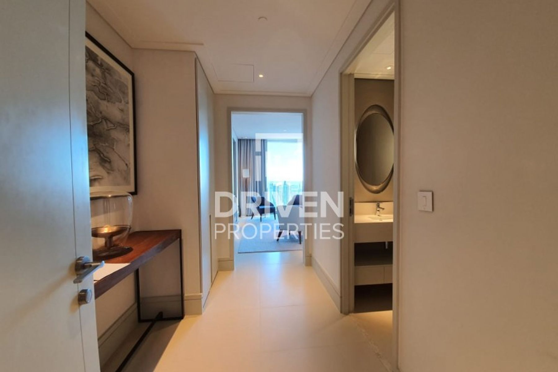Apartment for Rent in Vida Residence Downtown - Downtown Dubai